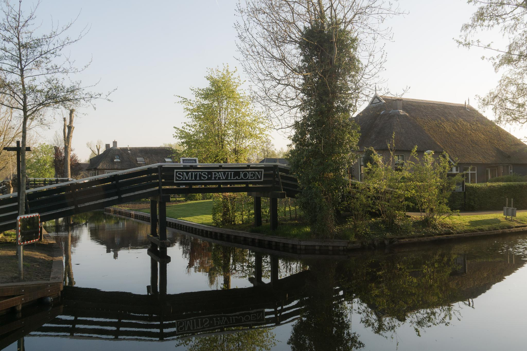 【荷蘭印象】羊角村 Giethoorn — 上帝遺落人間的世外桃源 13
