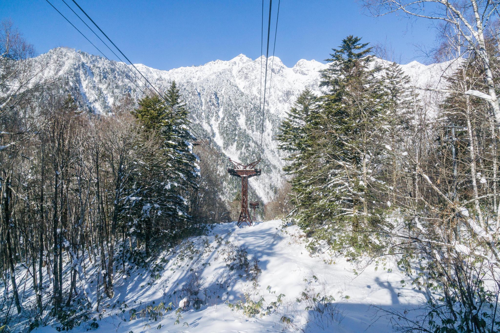 【岐阜】超級推薦!奧飛驒溫泉鄉的冬季戀歌 ~ 新穗高纜車雪景攻略 95