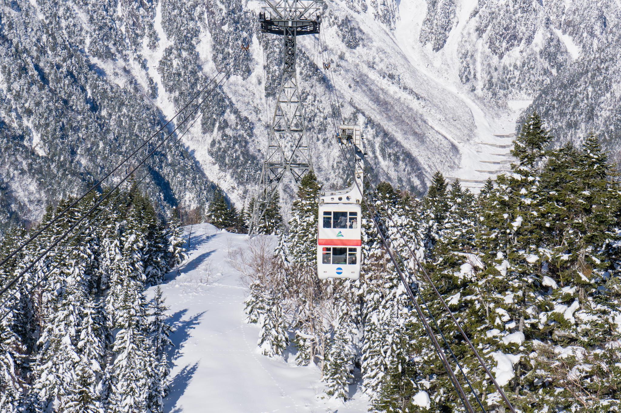 【岐阜】超級推薦!奧飛驒溫泉鄉的冬季戀歌 ~ 新穗高纜車雪景攻略 97