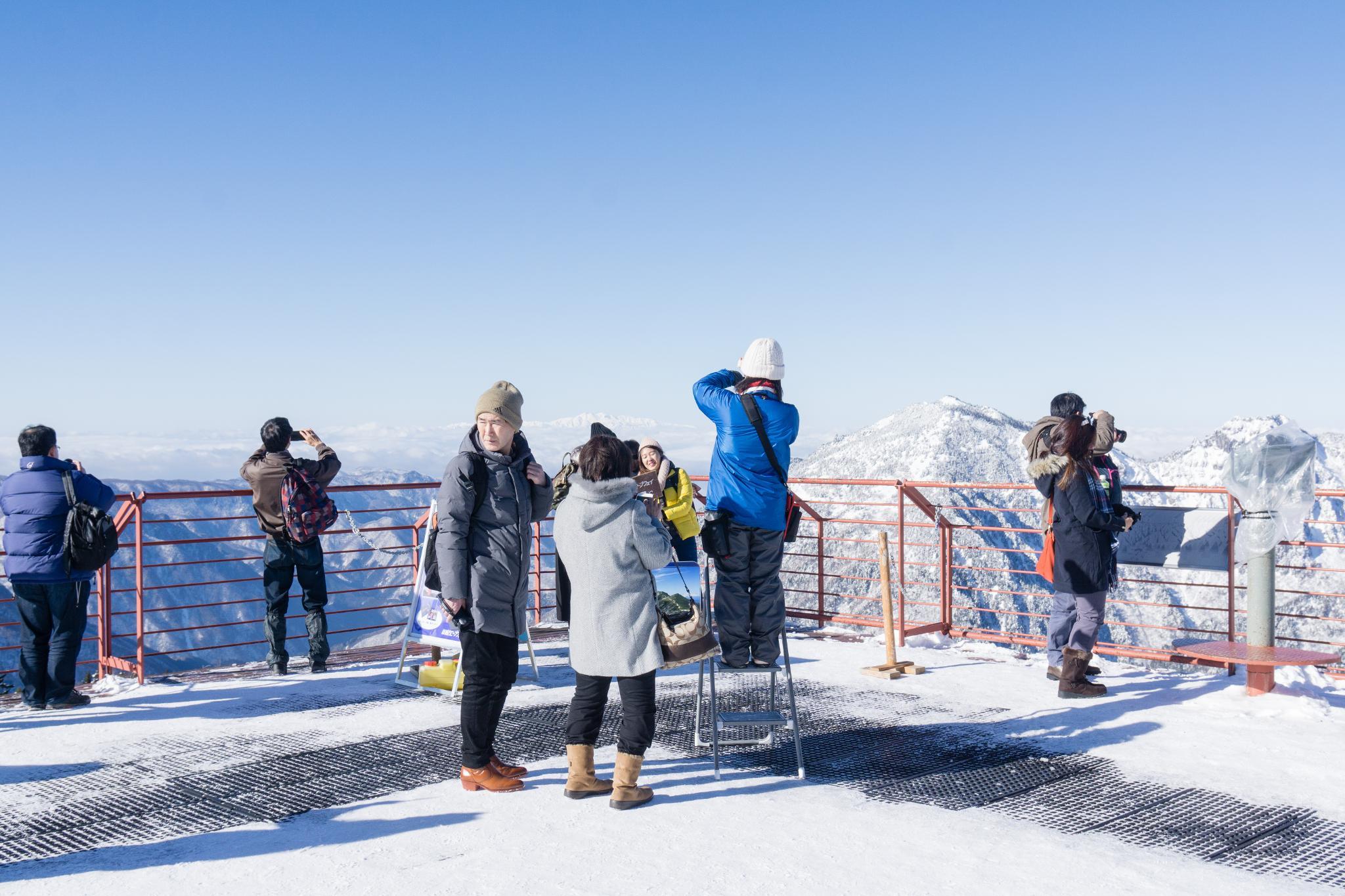 【岐阜】超級推薦!奧飛驒溫泉鄉的冬季戀歌 ~ 新穗高纜車雪景攻略 96