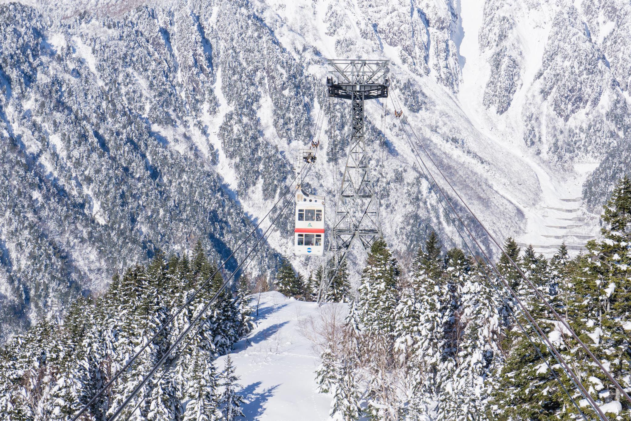 【岐阜】超級推薦!奧飛驒溫泉鄉的冬季戀歌 ~ 新穗高纜車雪景攻略 87