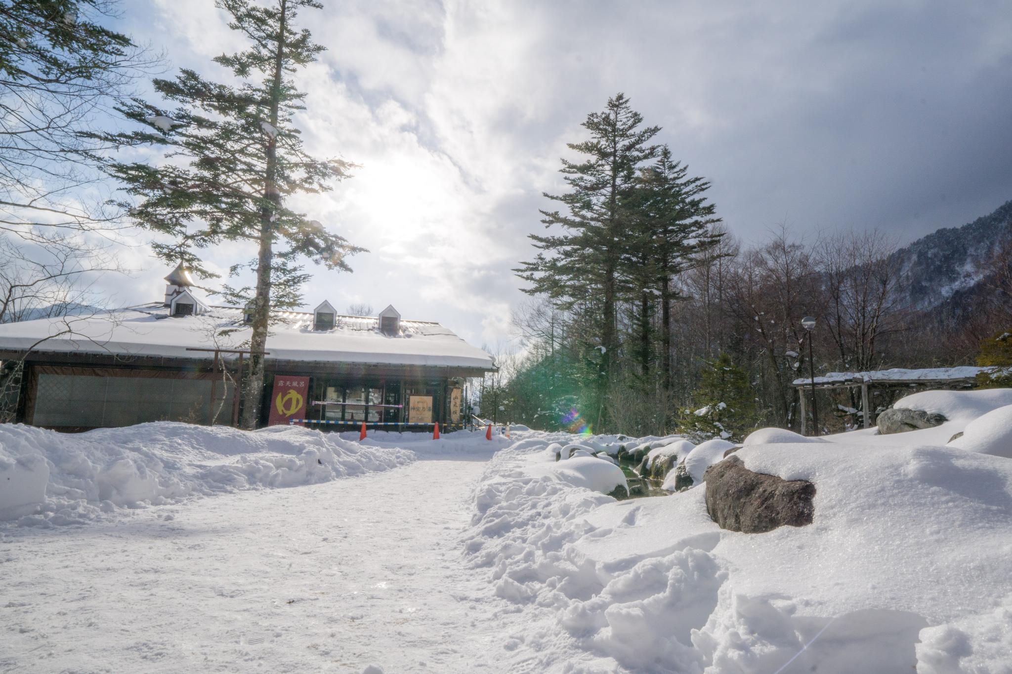 【岐阜】超級推薦!奧飛驒溫泉鄉的冬季戀歌 ~ 新穗高纜車雪景攻略 124