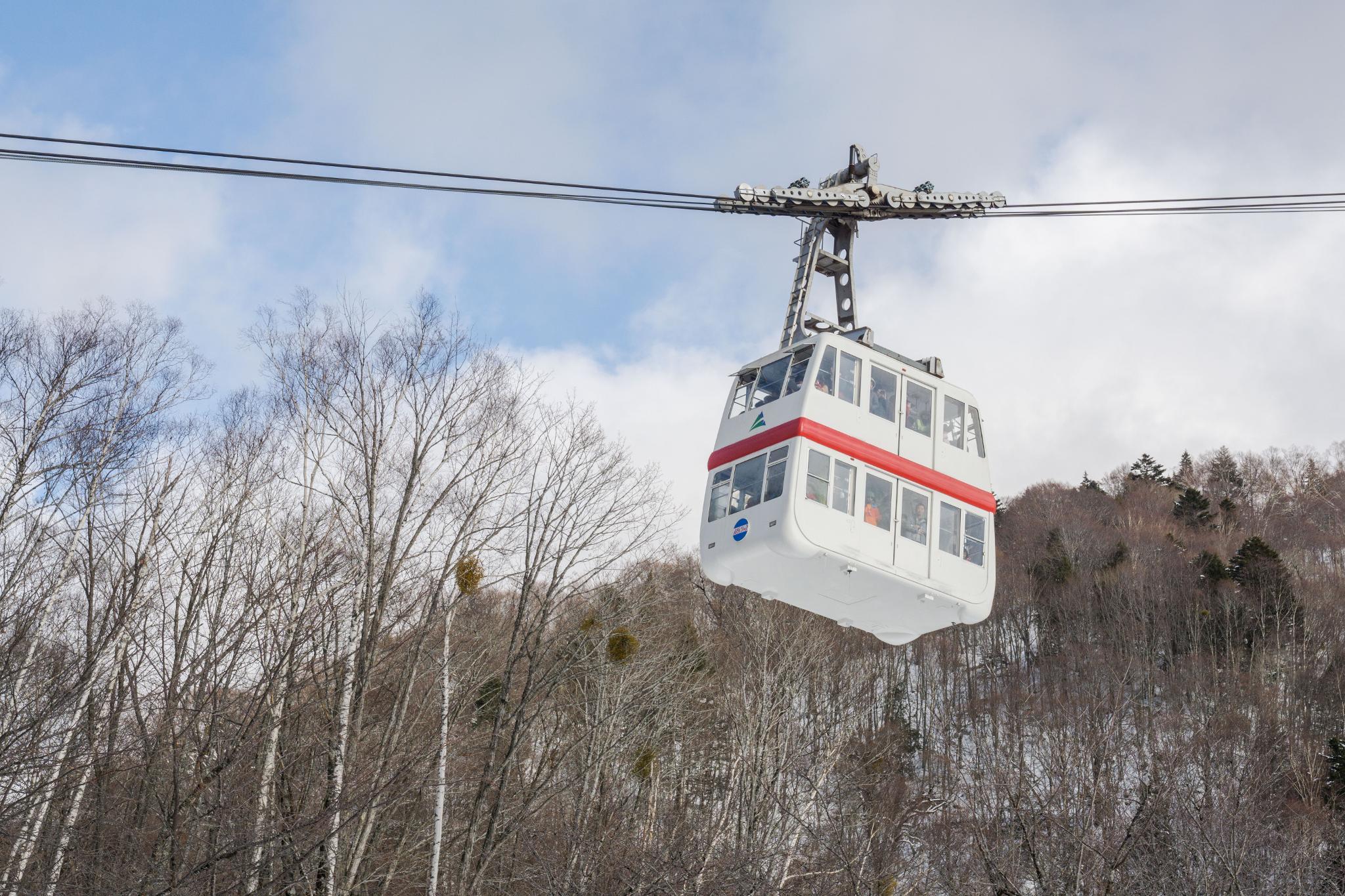 【岐阜】超級推薦!奧飛驒溫泉鄉的冬季戀歌 ~ 新穗高纜車雪景攻略 129