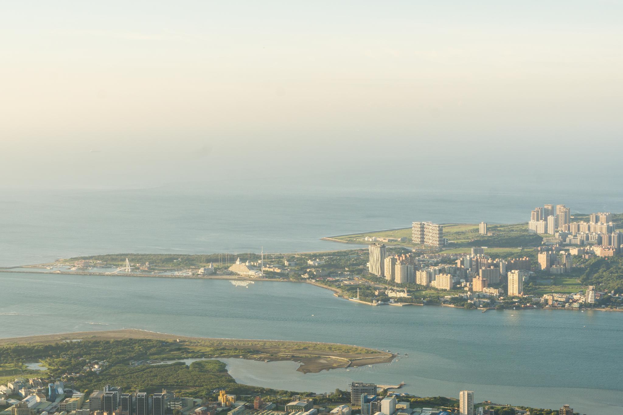 【臺北】觀音山硬漢嶺 — 瞭望大台北地區最推薦的觀景台 11