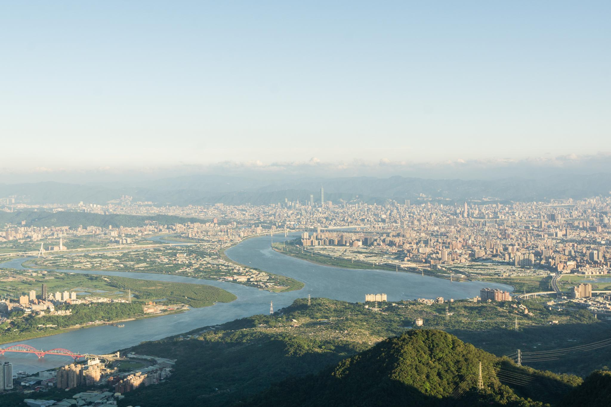 【臺北】觀音山硬漢嶺 — 瞭望大台北地區最推薦的觀景台 6