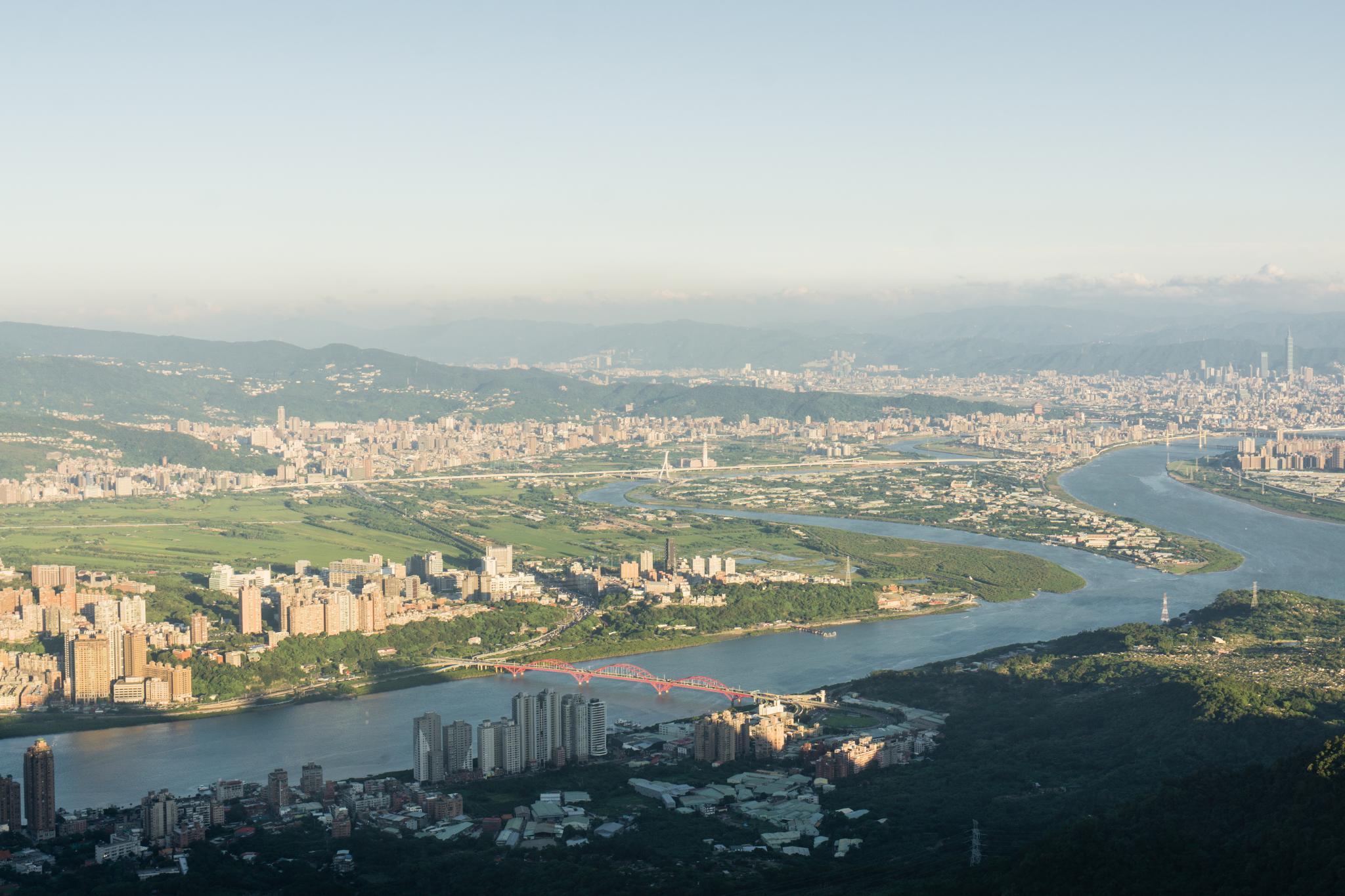 【臺北】觀音山硬漢嶺 — 瞭望大台北地區最推薦的觀景台 7