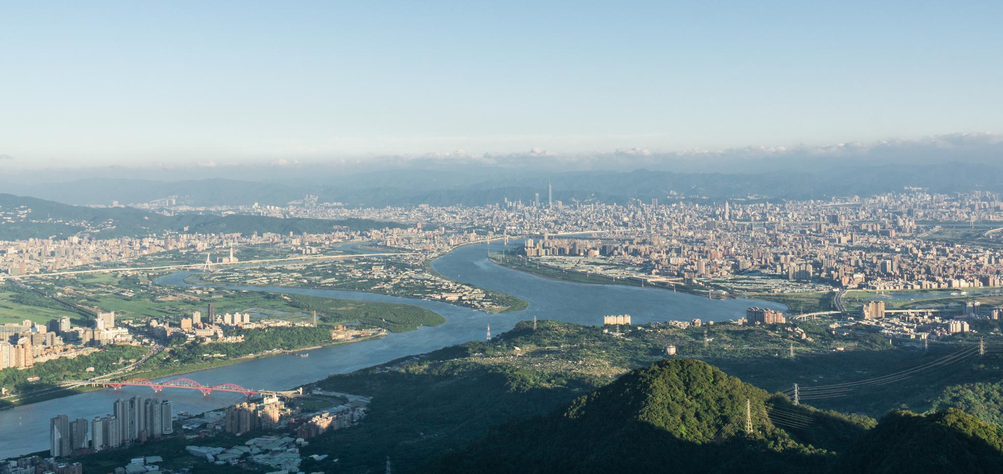 【臺北】觀音山硬漢嶺 — 瞭望大台北地區最推薦的觀景台 1