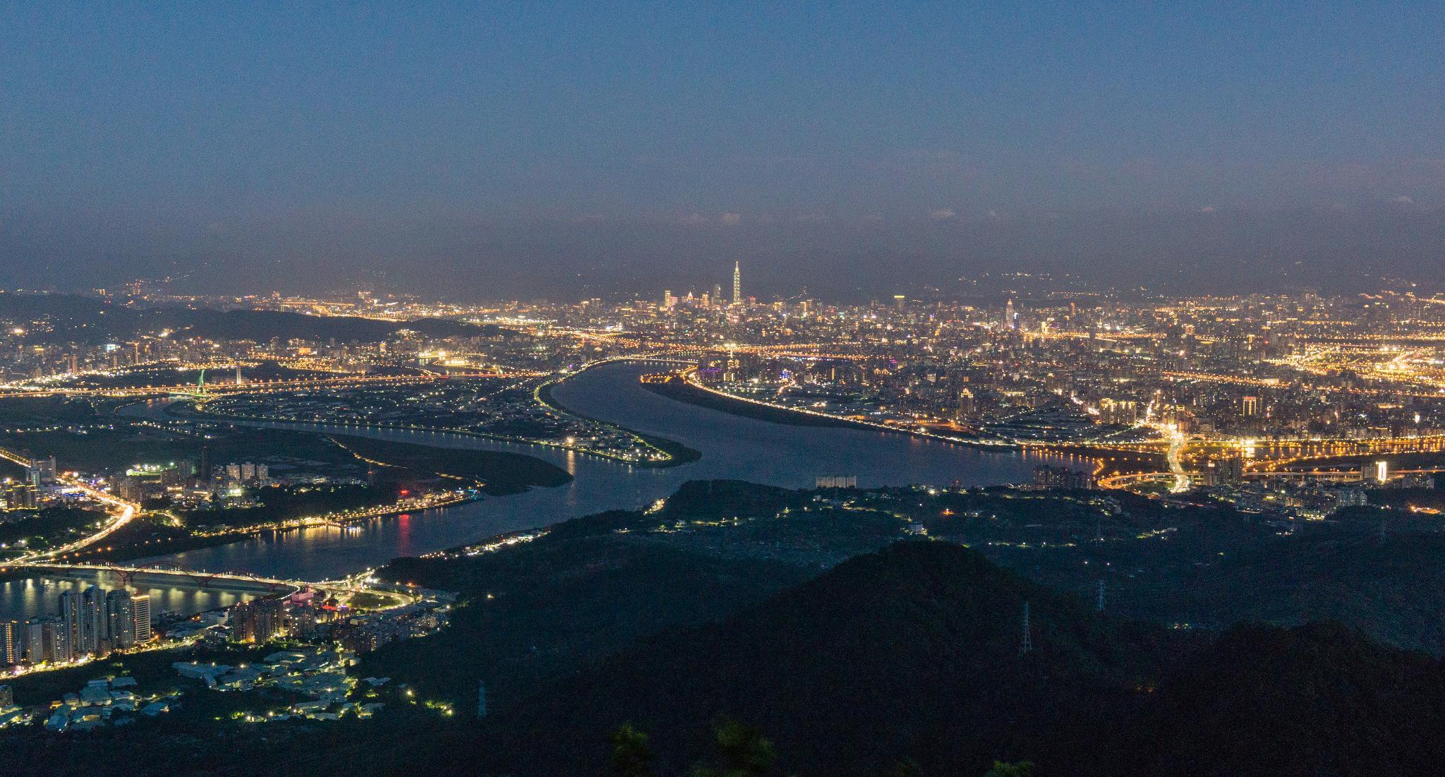 【臺北】觀音山硬漢嶺 — 瞭望大台北地區最推薦的觀景台 16