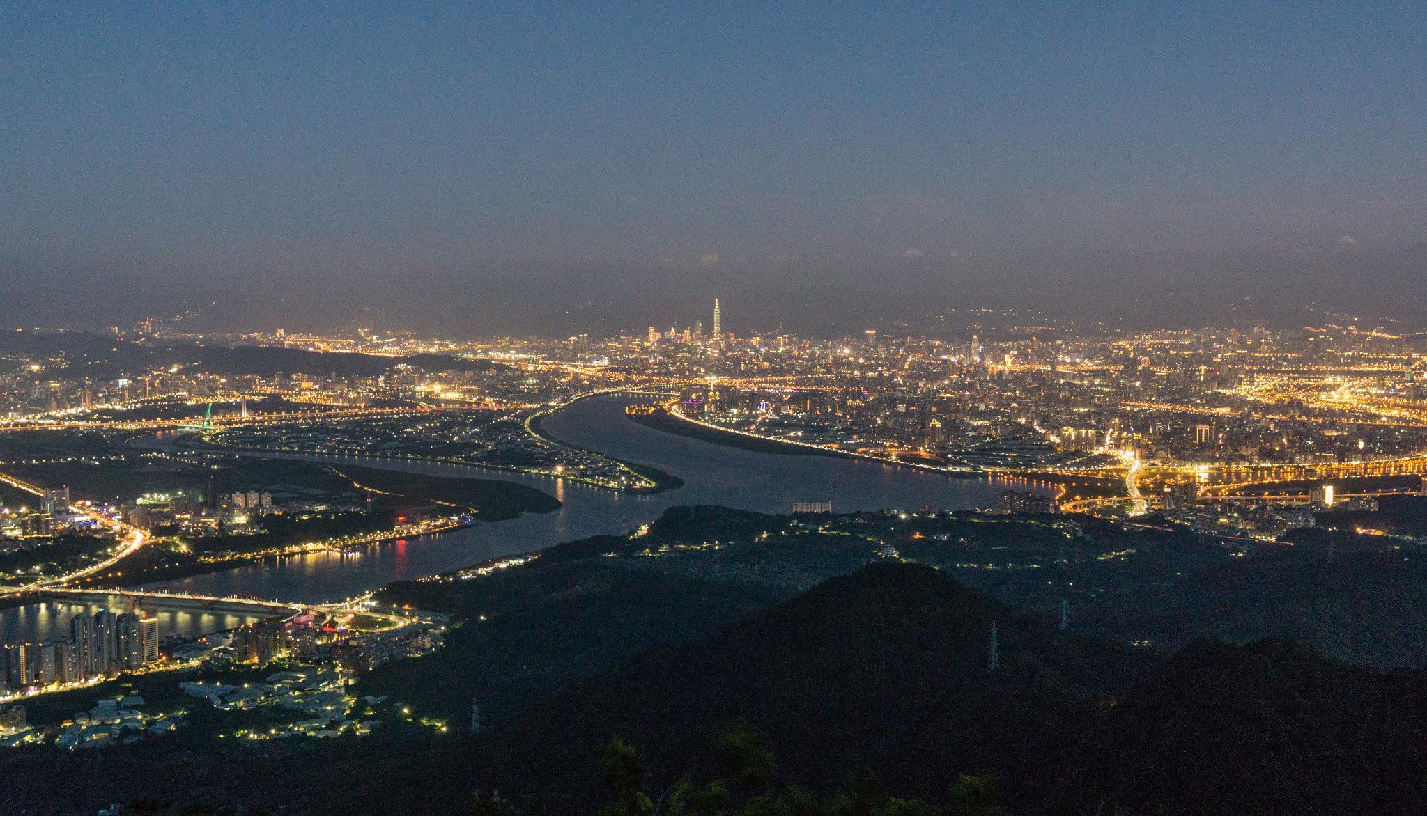 【臺北】觀音山硬漢嶺 — 瞭望大台北地區最推薦的觀景台 2