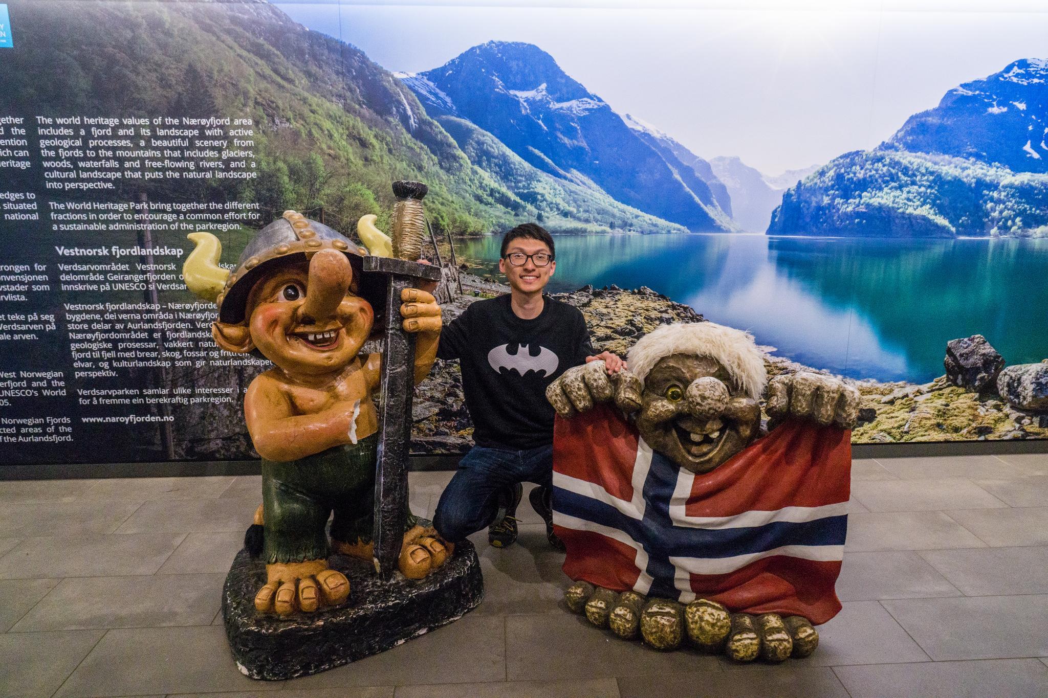 【北歐景點】Flåm 弗洛姆小鎮 — 挪威縮影的重要轉運站 (Flåm Camping與松恩峽灣渡輪介紹) 9