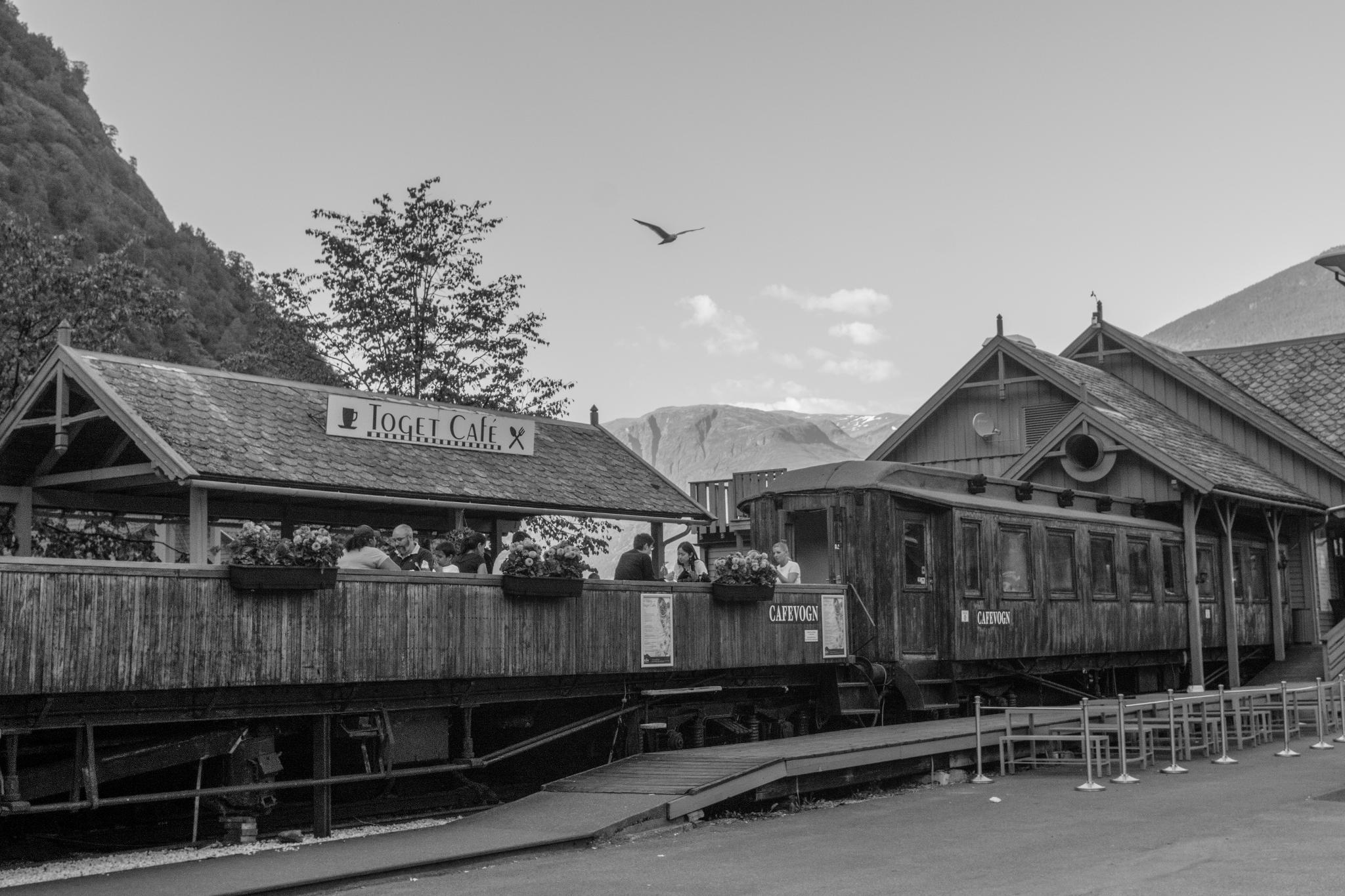 【北歐景點】Flåm 弗洛姆小鎮 — 挪威縮影的重要轉運站 (Flåm Camping與松恩峽灣渡輪介紹) 11