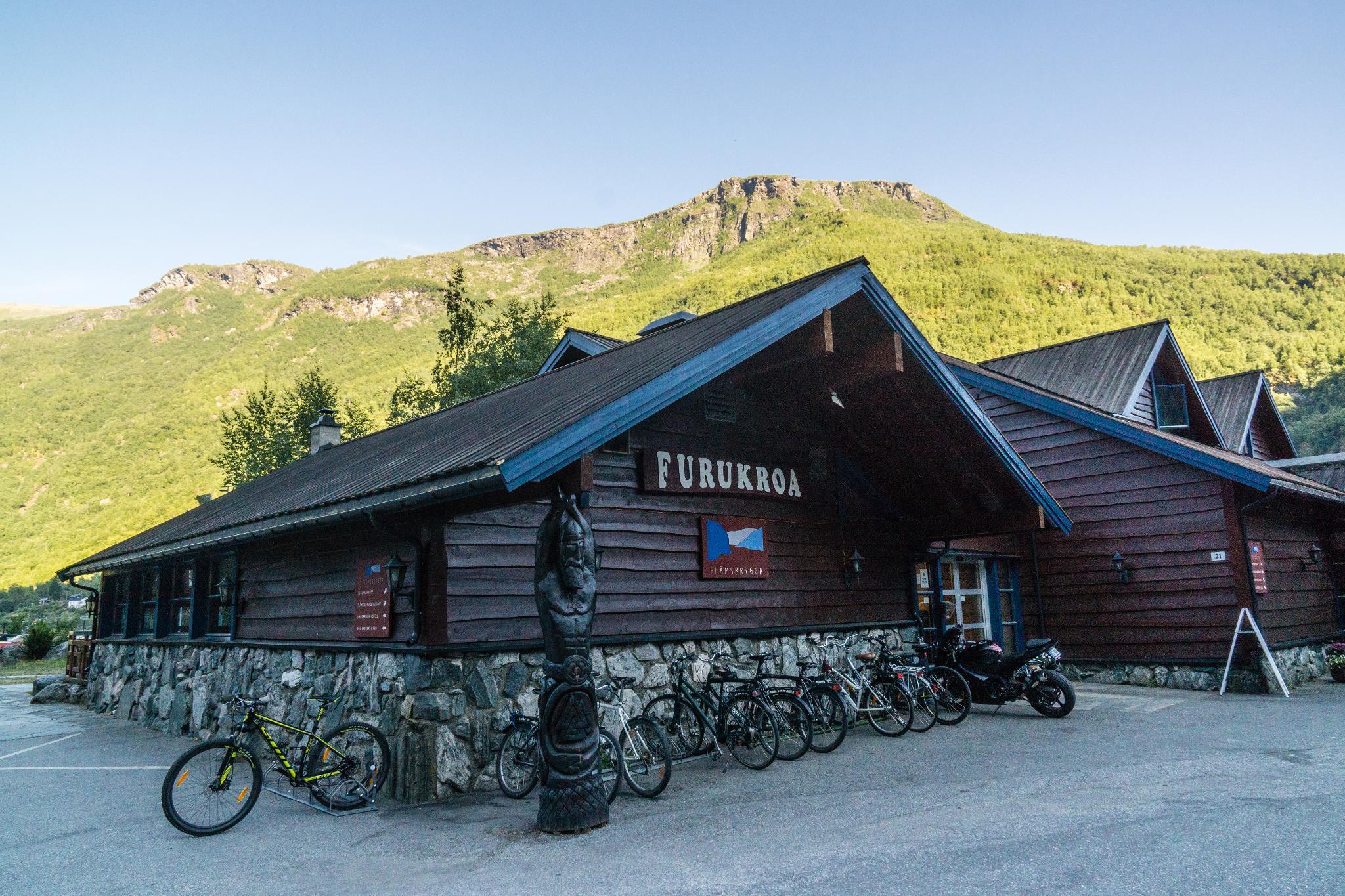 【北歐景點】Flåm 弗洛姆小鎮 — 挪威縮影的重要轉運站 (Flåm Camping與松恩峽灣渡輪介紹) 10