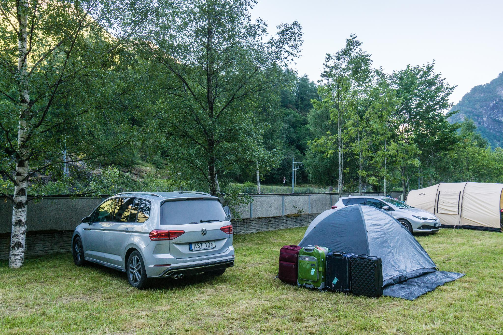 【北歐景點】Flåm 弗洛姆小鎮 — 挪威縮影的重要轉運站 (Flåm Camping與松恩峽灣渡輪介紹) 7