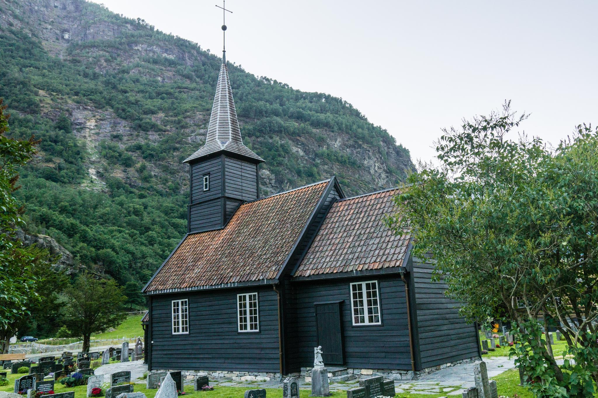 【北歐景點】Flåm 弗洛姆小鎮 — 挪威縮影的重要轉運站 (Flåm Camping與松恩峽灣渡輪介紹) 12