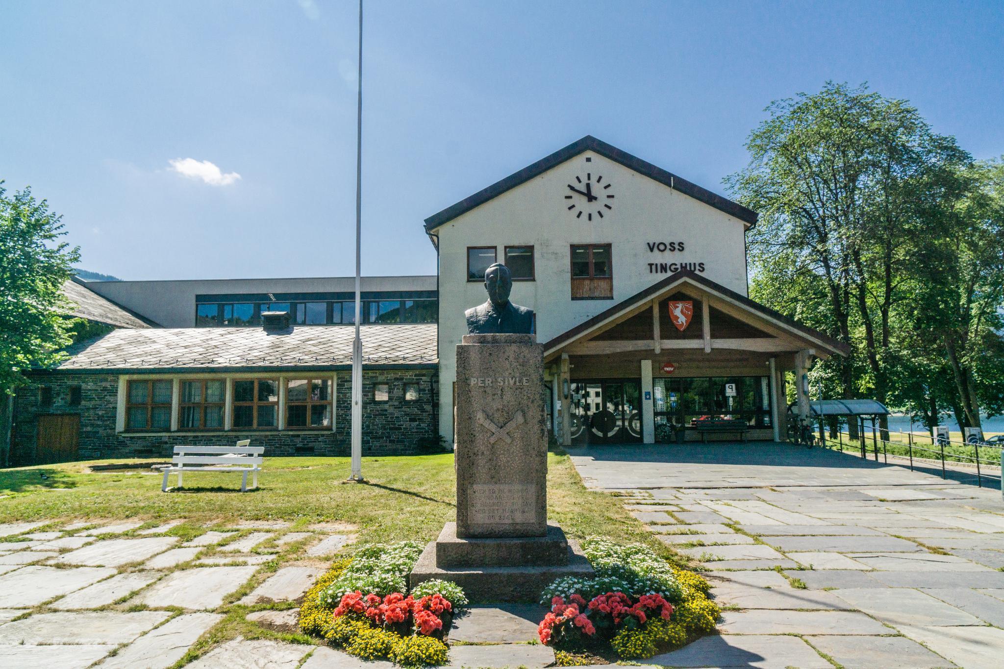 【北歐景點】挪威VOSS小鎮 — 探訪世界最純淨泉水產地 7