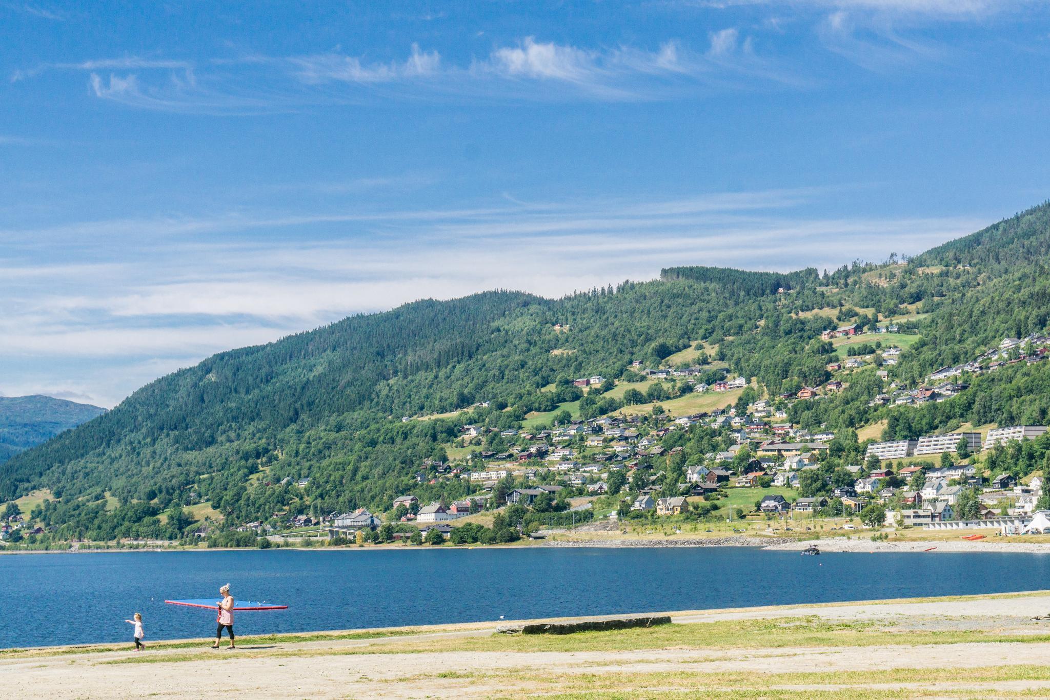 【北歐景點】挪威VOSS小鎮 — 探訪世界最純淨泉水產地 8