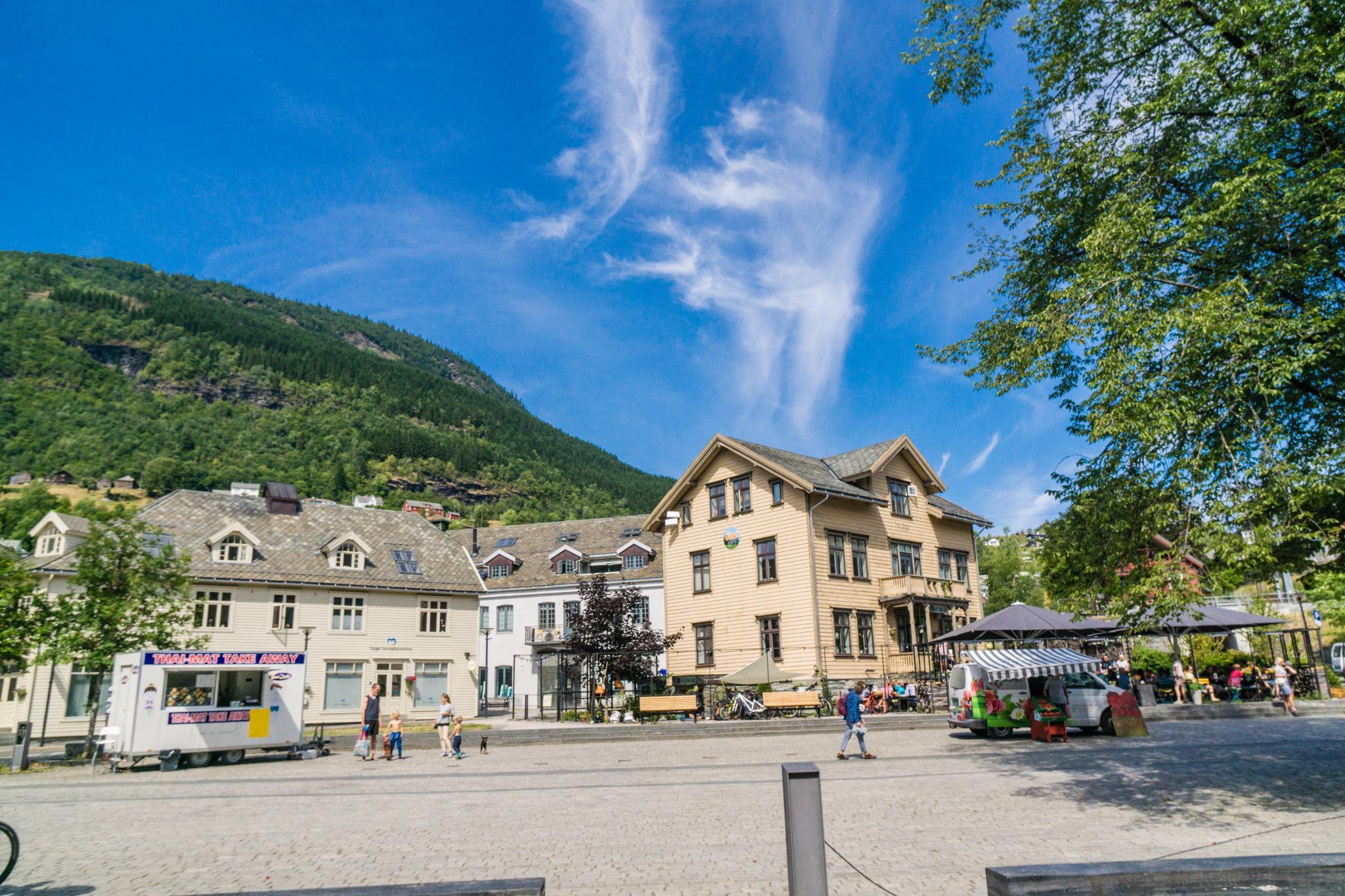 【北歐景點】挪威VOSS小鎮 — 探訪世界最純淨泉水產地 6