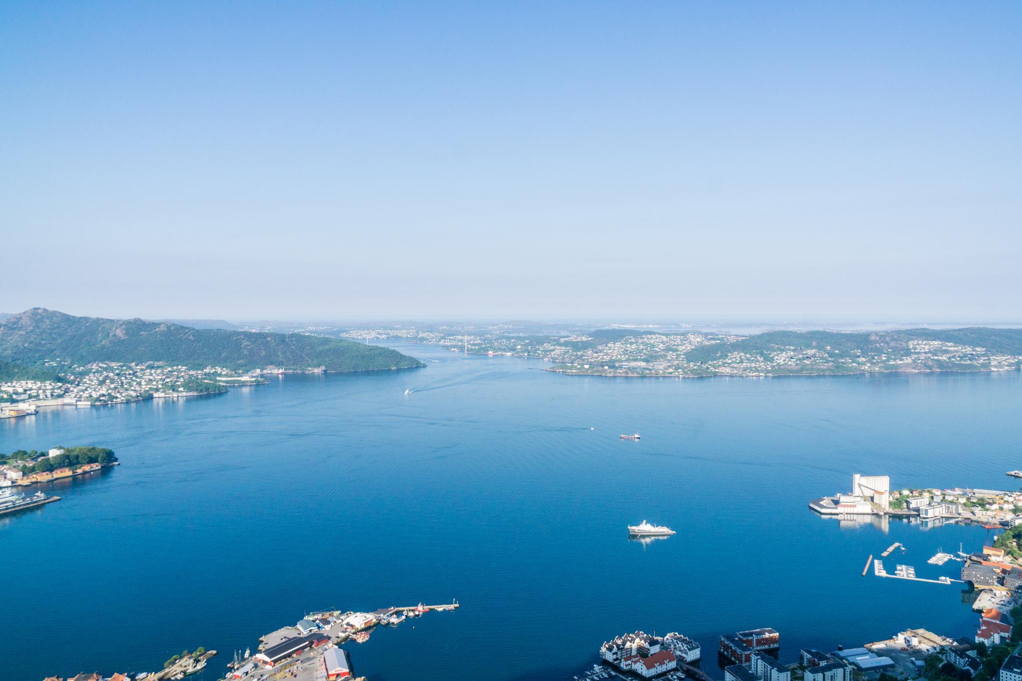 【卑爾根】超級震撼的隱藏版挪威景點 — Stoltzekleiven桑德維克斯石梯與Fløyen佛洛伊恩觀景台大縱走 15
