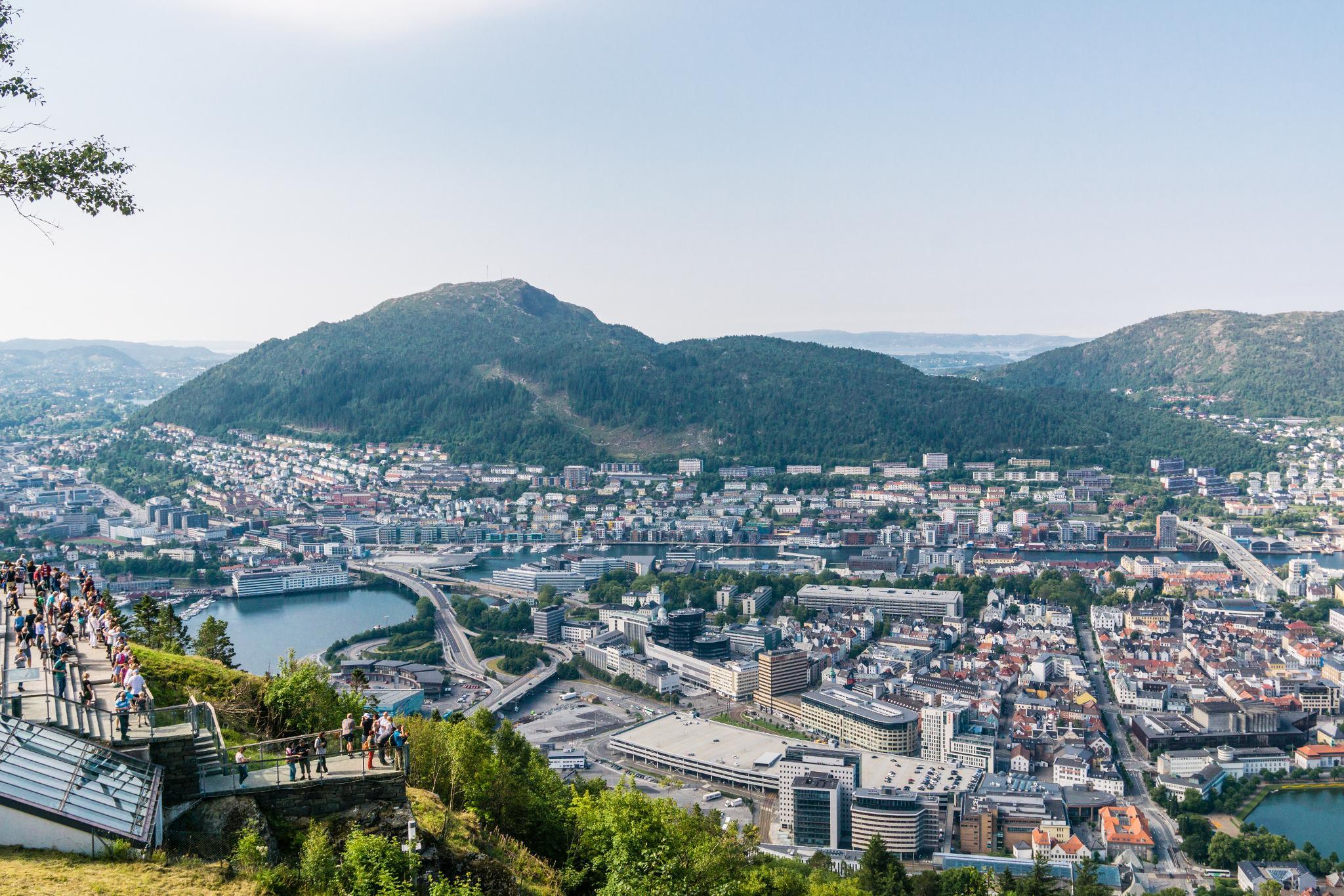 【卑爾根】超級震撼的隱藏版挪威景點 — Stoltzekleiven桑德維克斯石梯與Fløyen佛洛伊恩觀景台大縱走 33