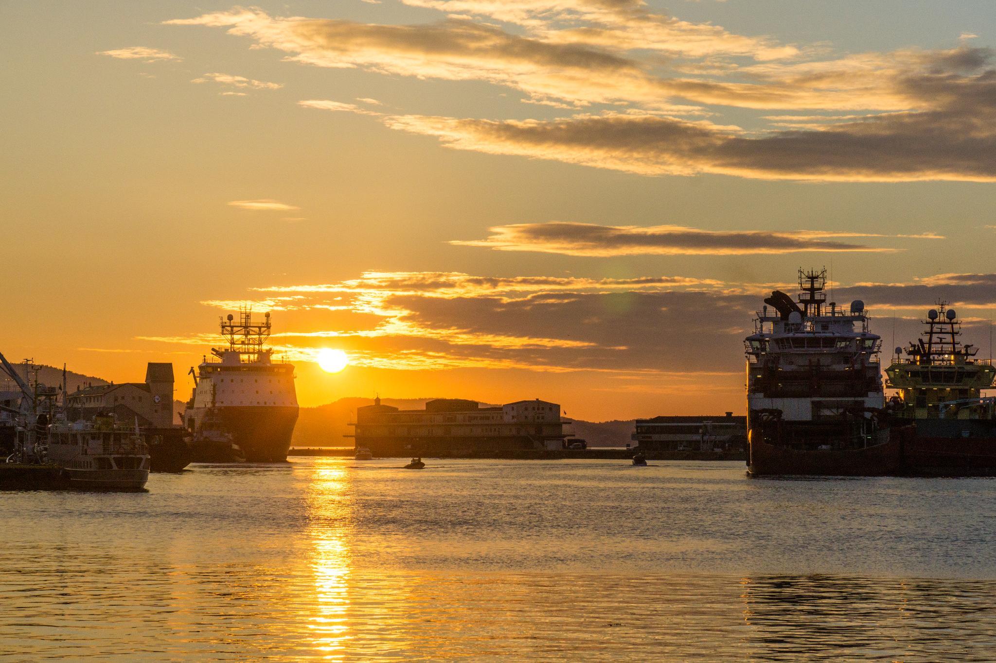 【卑爾根】Fløyen 佛洛伊恩山纜車與觀景台 — 擁抱文化港都的百萬美景 111