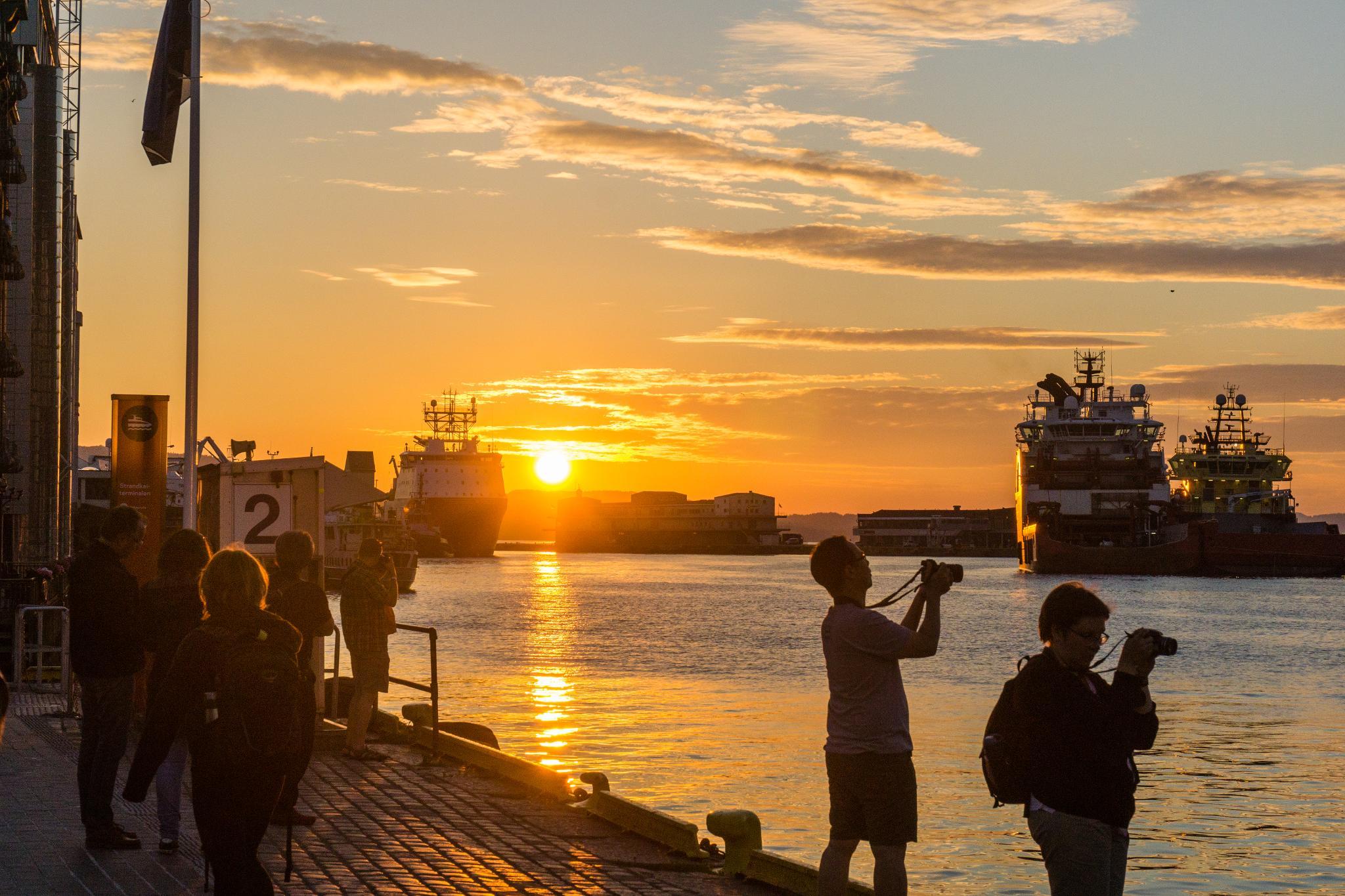 【卑爾根】Fløyen 佛洛伊恩山纜車與觀景台 — 擁抱文化港都的百萬美景 112