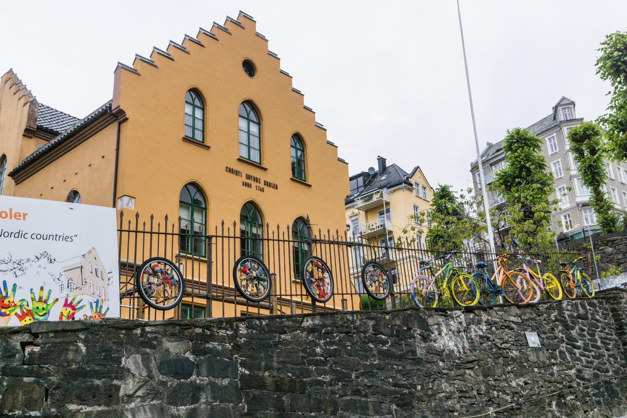 【卑爾根】Fløyen 佛洛伊恩山纜車與觀景台 — 擁抱文化港都的百萬美景 80