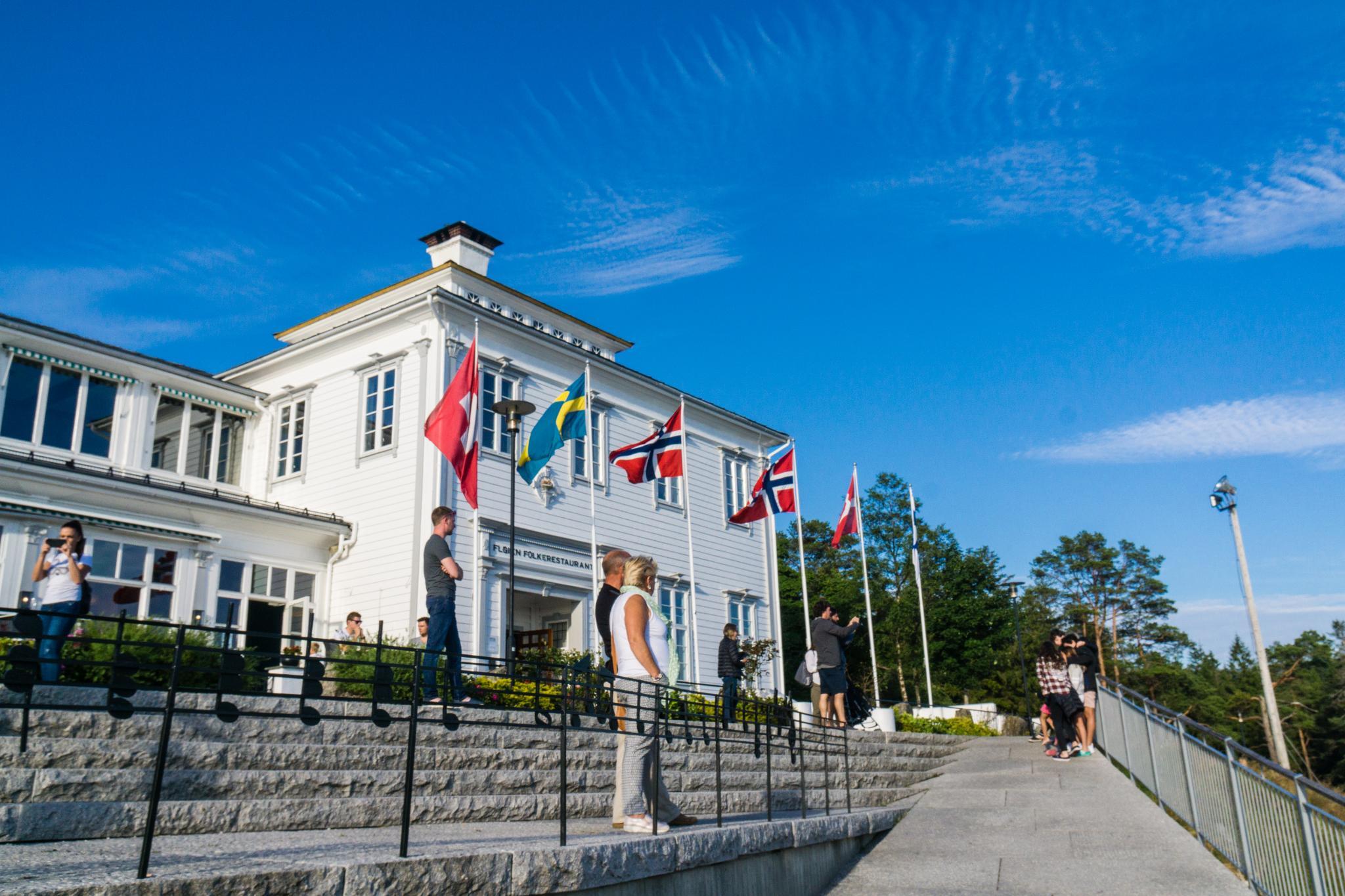 【卑爾根】Fløyen 佛洛伊恩山纜車與觀景台 — 擁抱文化港都的百萬美景 89