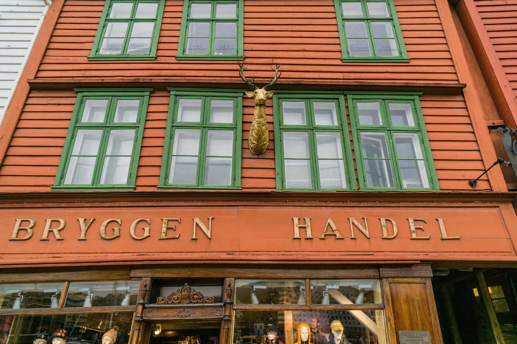 【卑爾根】Bryggen 世界遺產布呂根 — 迷失在百年歷史的挪威彩色木屋 11