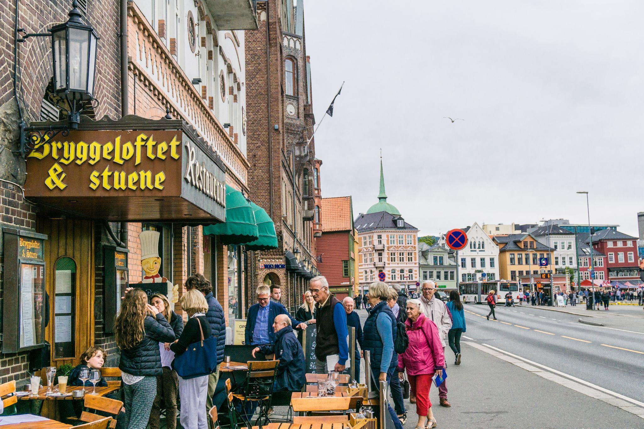 【卑爾根】Bryggen 世界遺產布呂根 — 迷失在百年歷史的挪威彩色木屋 13