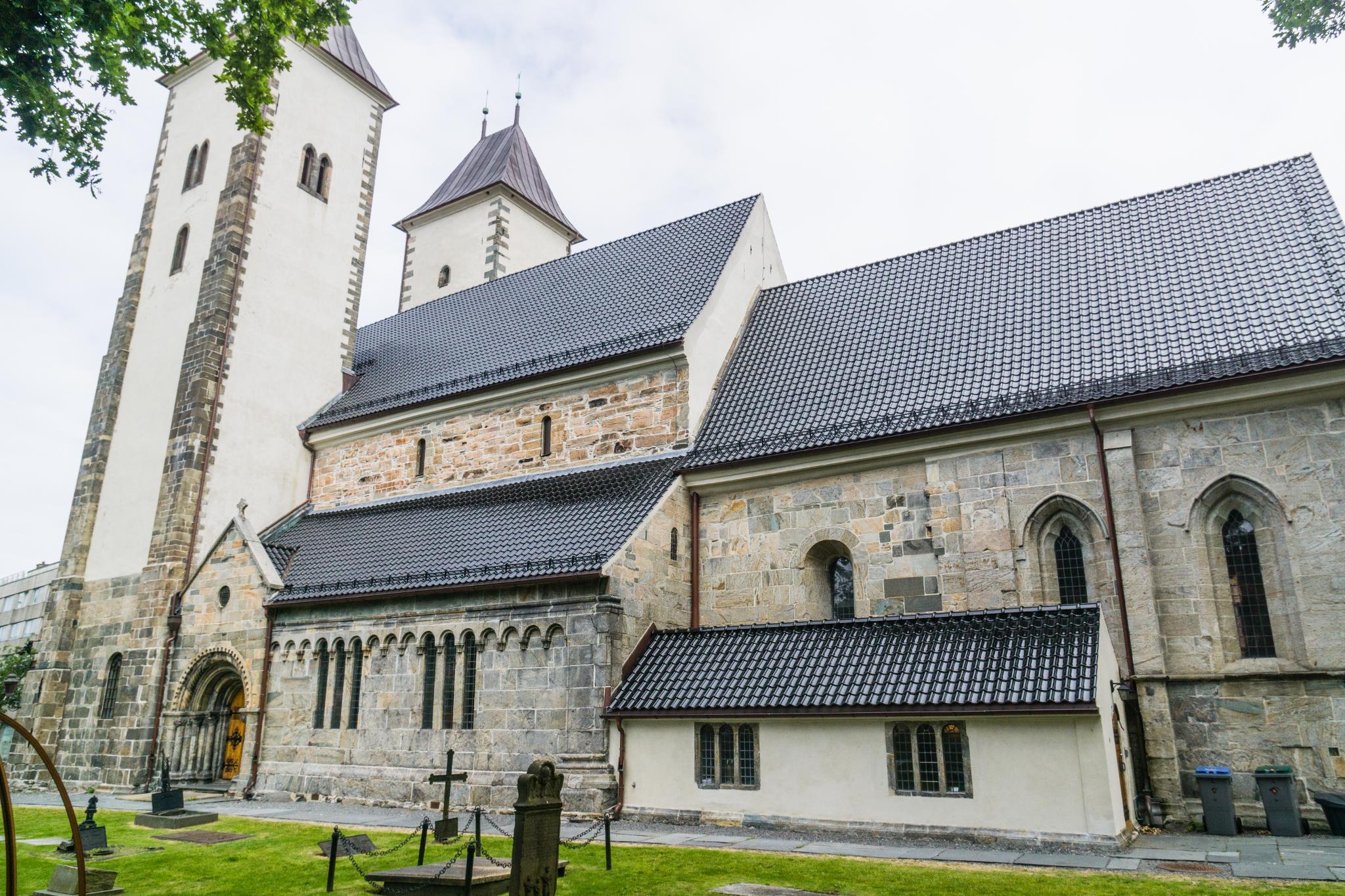 【卑爾根】漫遊卑爾根:卑爾根要塞、哈孔城堡與聖瑪利亞堂 9
