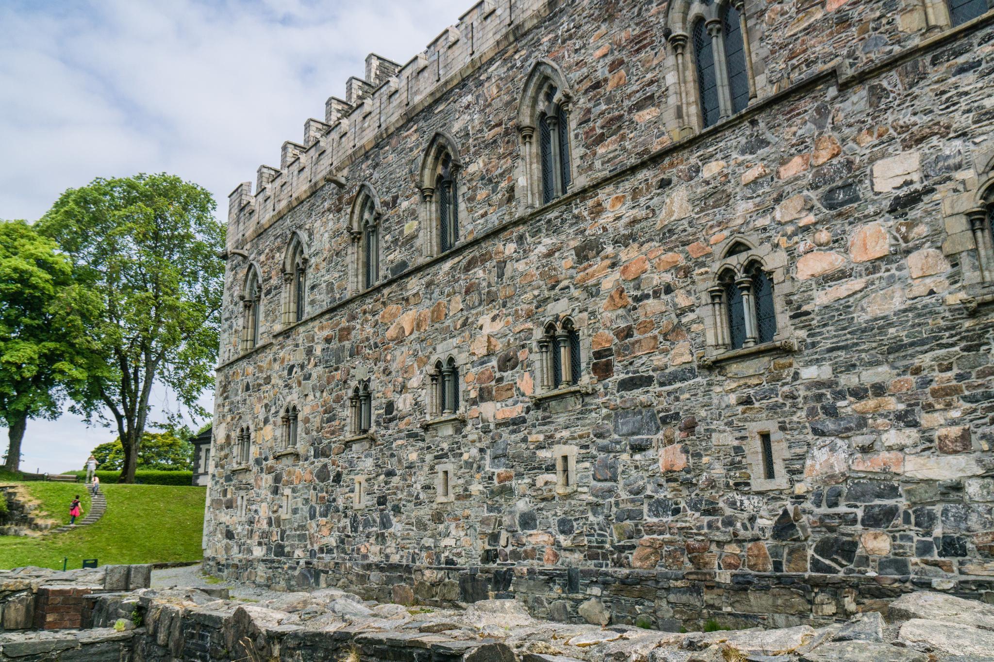 【卑爾根】漫遊卑爾根:卑爾根要塞、哈孔城堡與聖瑪利亞堂 4