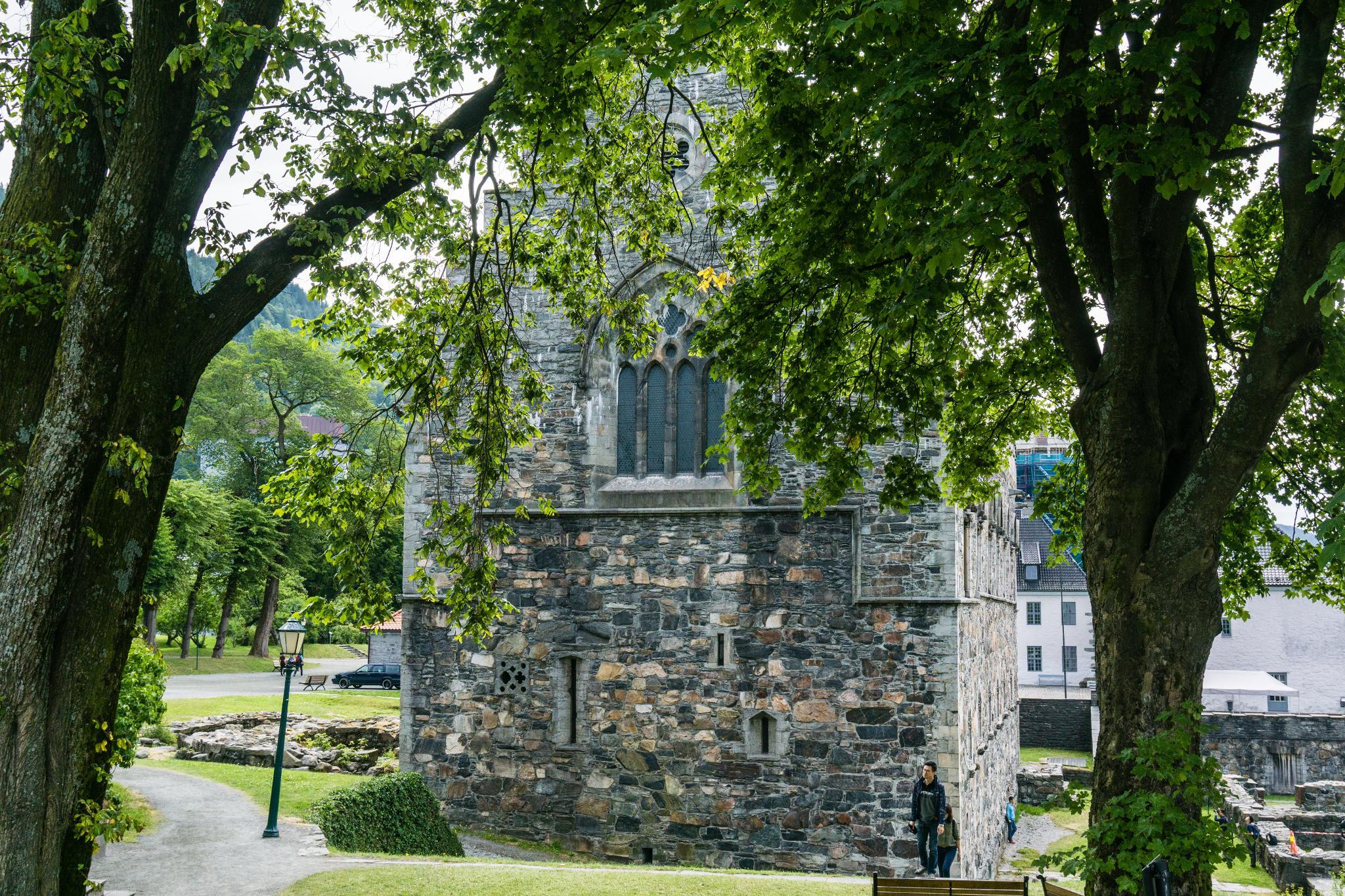 【卑爾根】漫遊卑爾根:卑爾根要塞、哈孔城堡與聖瑪利亞堂 5
