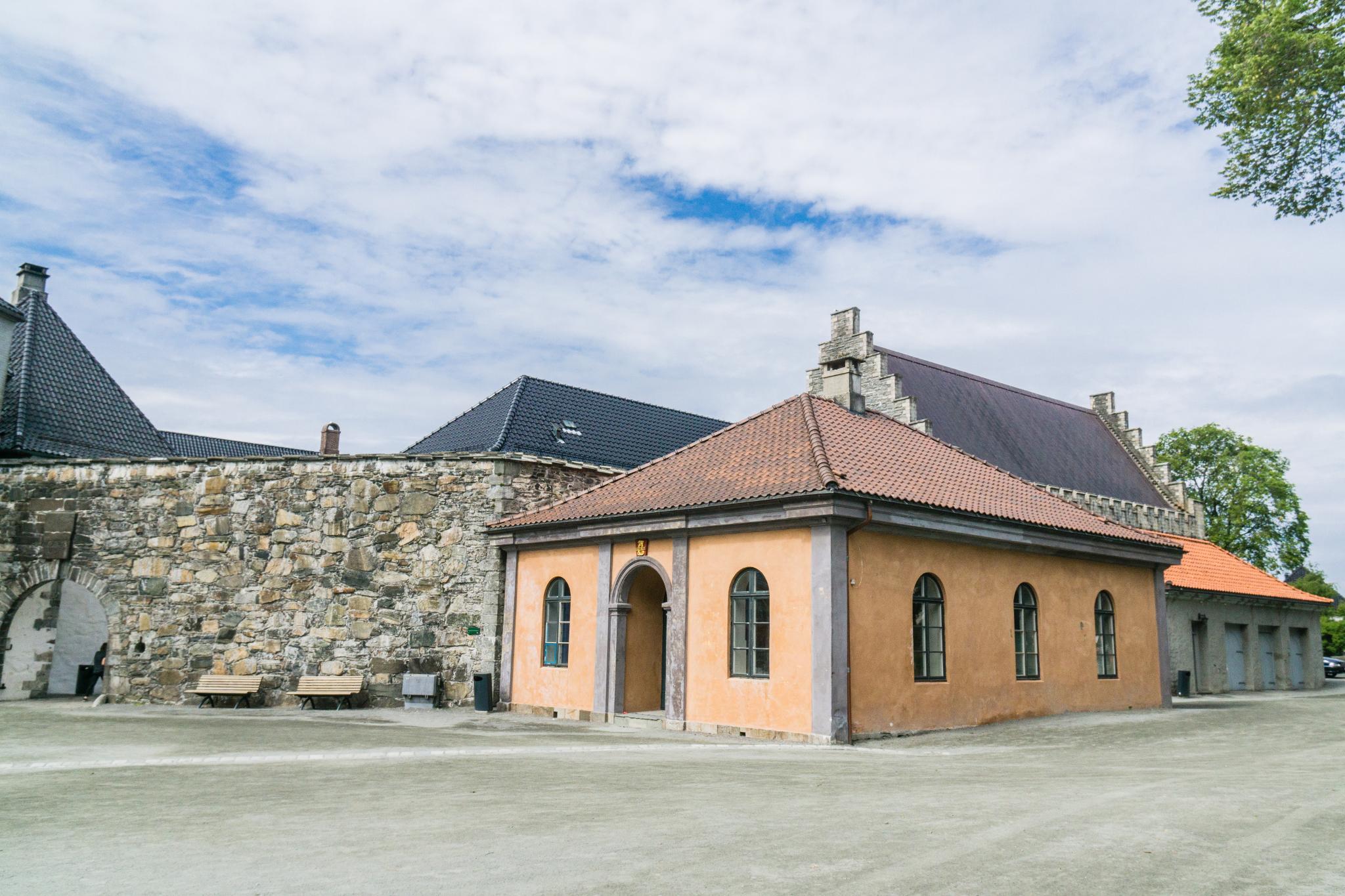 【卑爾根】漫遊卑爾根:卑爾根要塞、哈孔城堡與聖瑪利亞堂 1