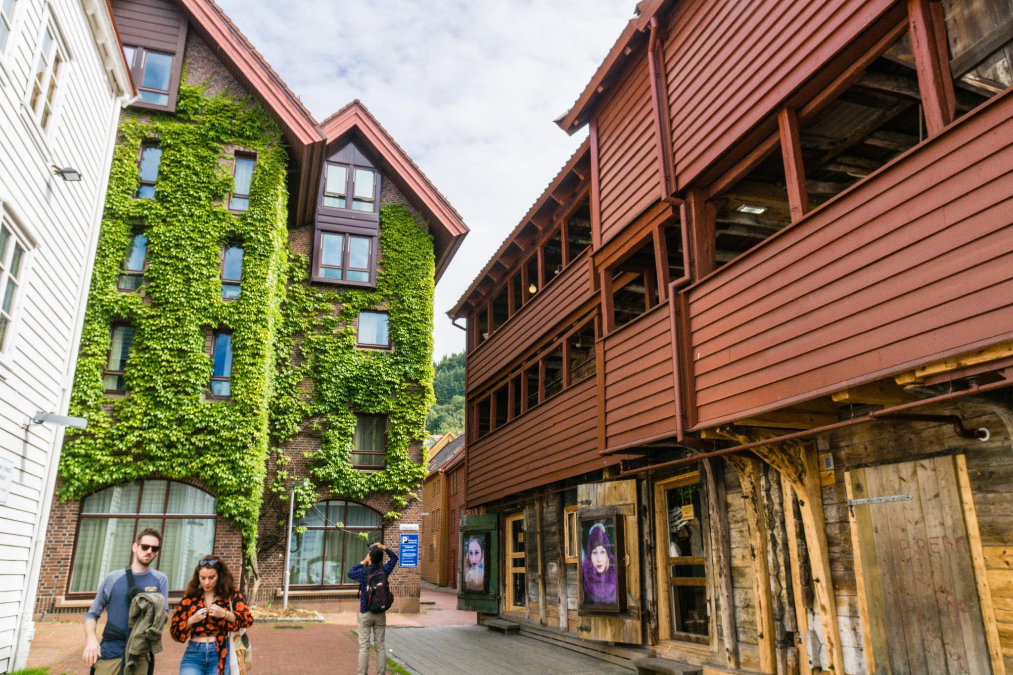 【卑爾根】Bryggen 世界遺產布呂根 — 迷失在百年歷史的挪威彩色木屋 14