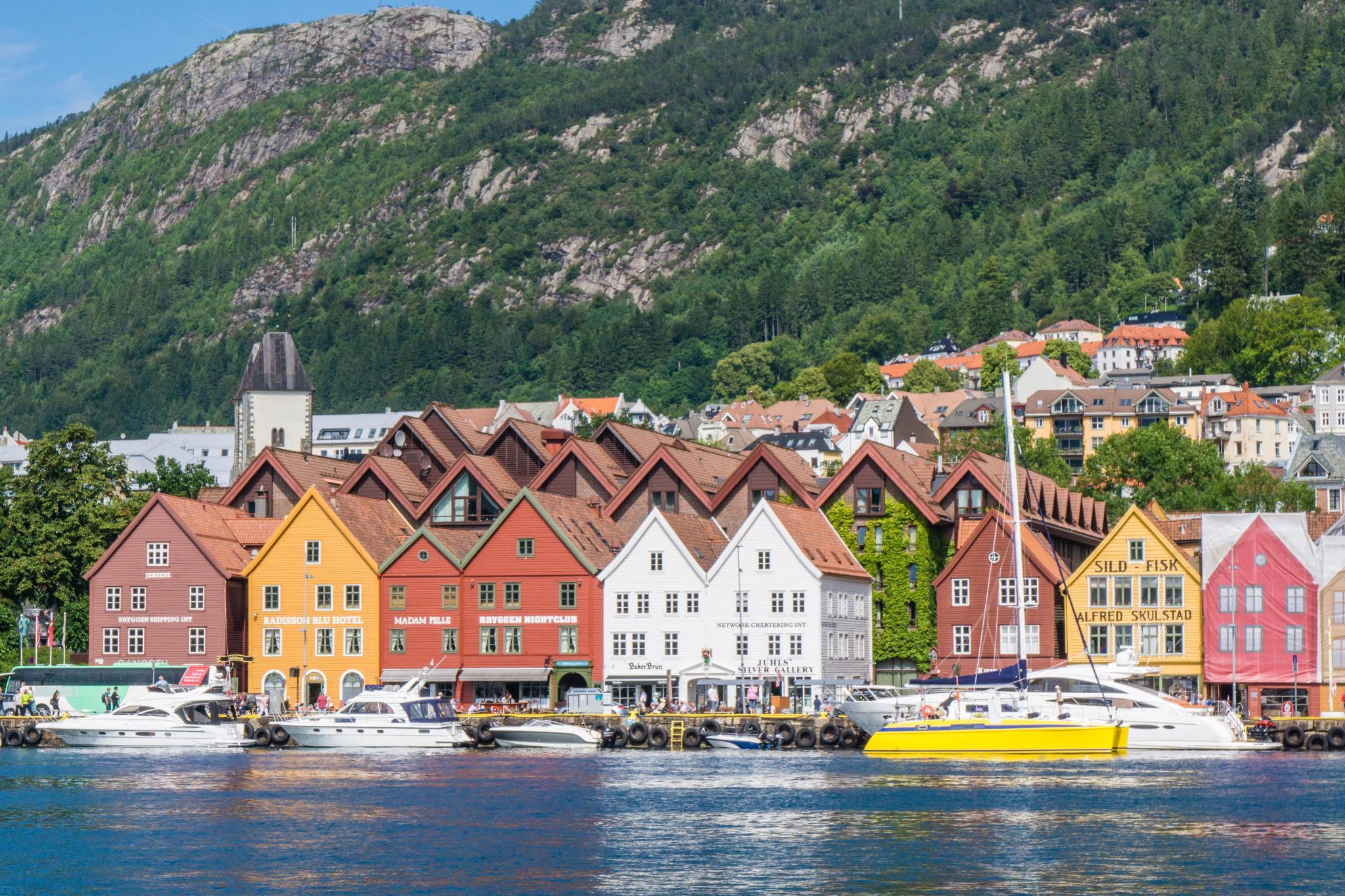 【卑爾根】童話北歐!卑爾根自由行景點全攻略