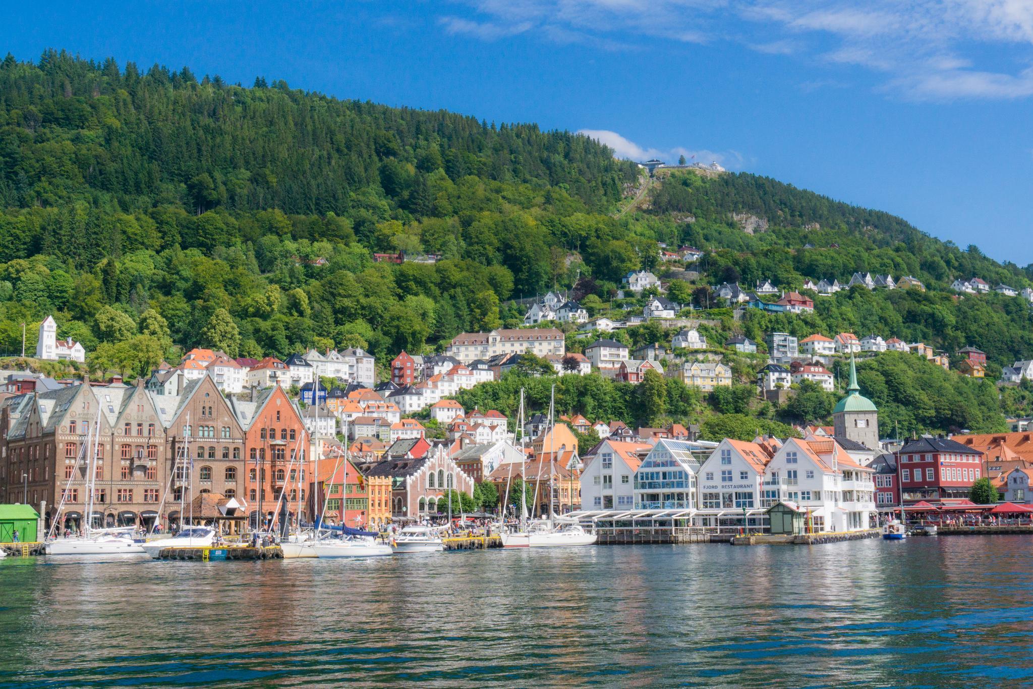 【卑爾根】Bryggen 世界遺產布呂根 — 迷失在百年歷史的挪威彩色木屋 36