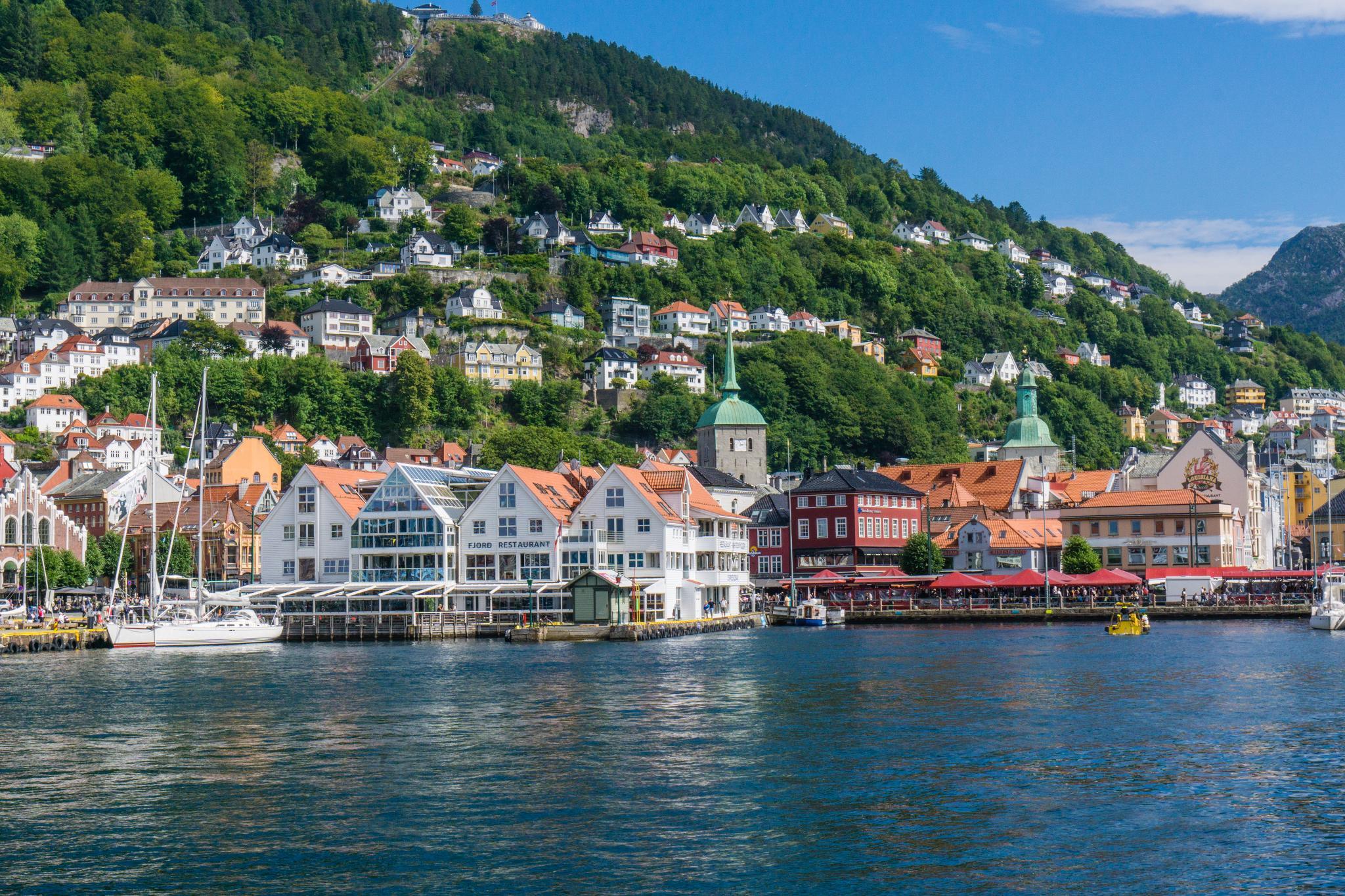 【卑爾根】Bryggen 世界遺產布呂根 — 迷失在百年歷史的挪威彩色木屋 38