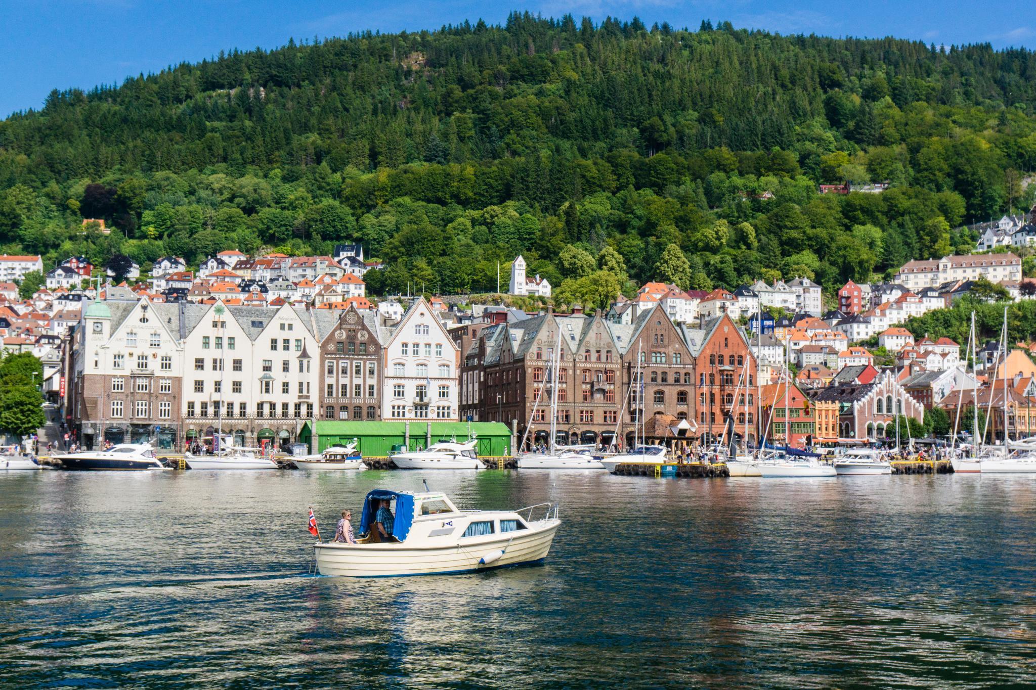 【卑爾根】Bryggen 世界遺產布呂根 — 迷失在百年歷史的挪威彩色木屋 4