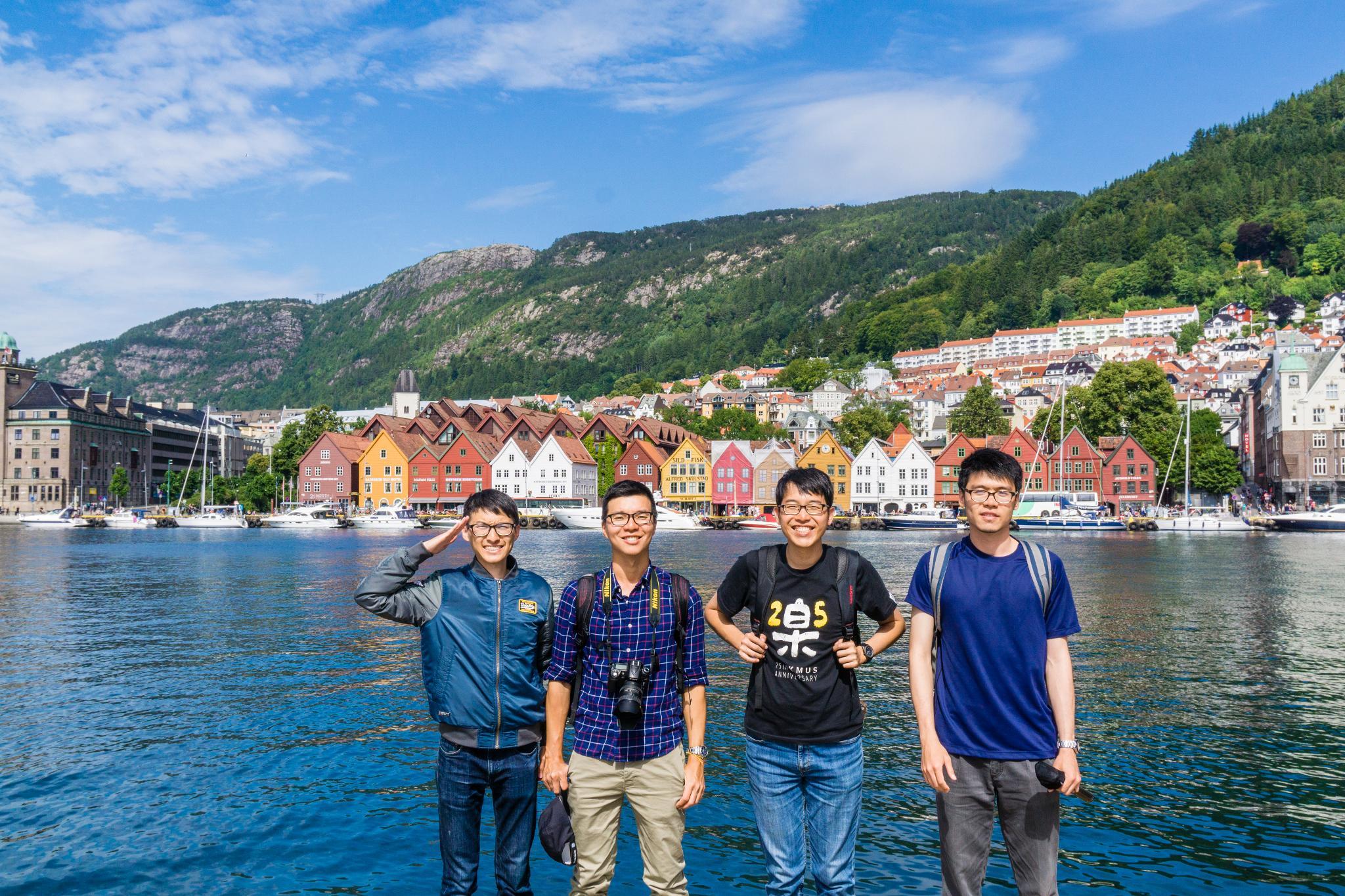 【卑爾根】Bryggen 世界遺產布呂根 — 迷失在百年歷史的挪威彩色木屋 42