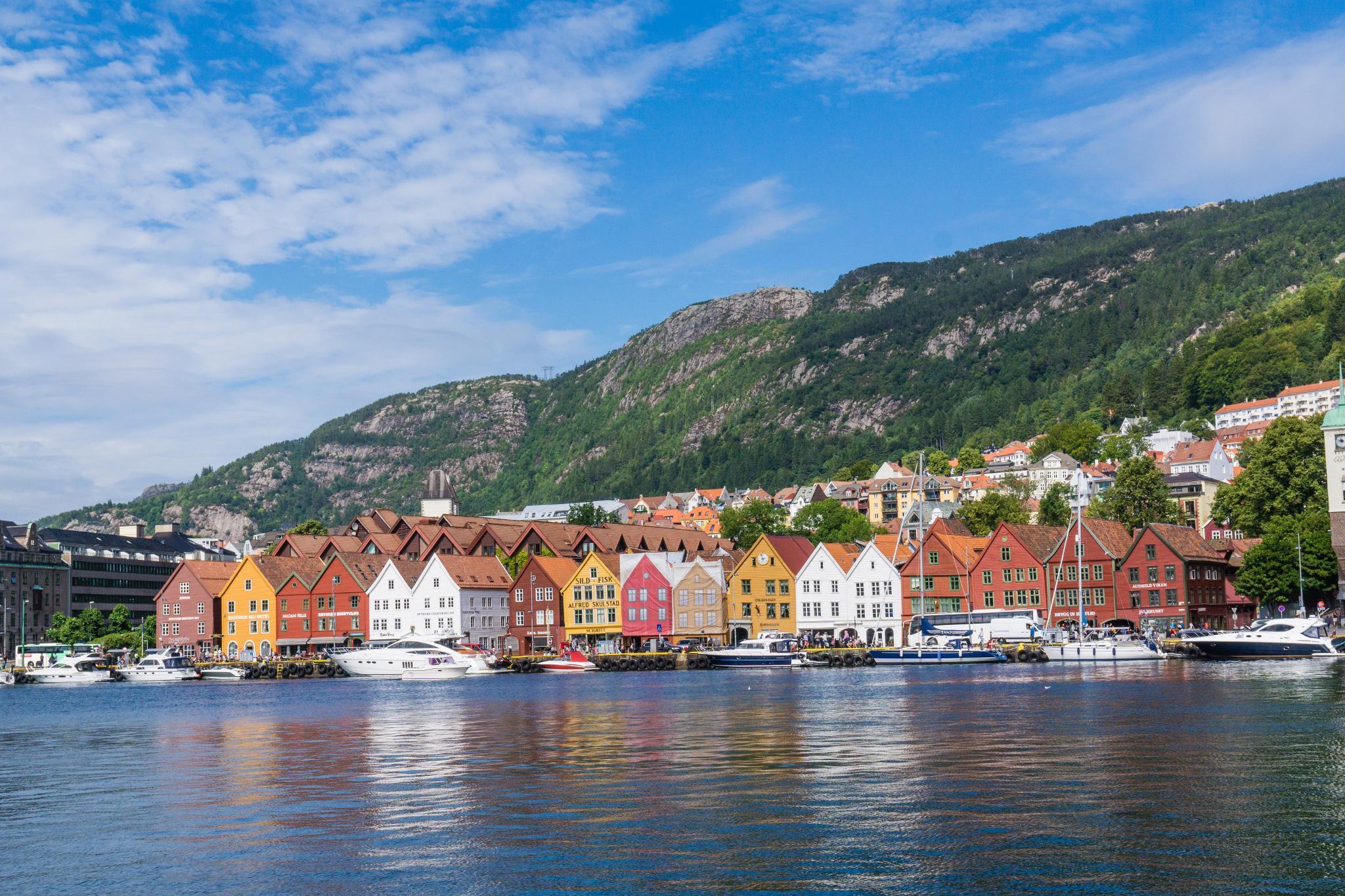 【卑爾根】童話北歐!卑爾根自由行景點全攻略 128