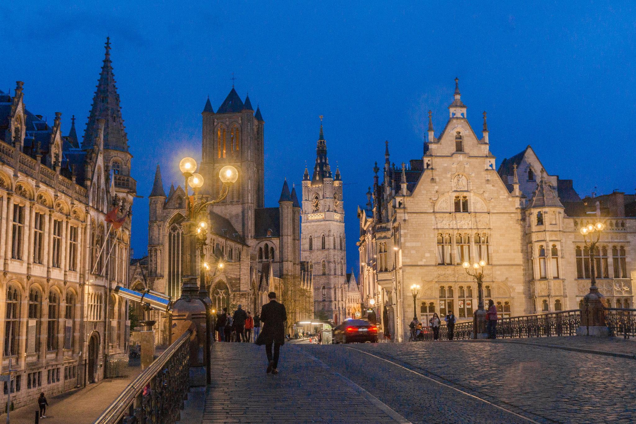 【比利時】穿梭中世紀的大城小事 — 比利時根特 (Ghent) 散步景點總整理 83