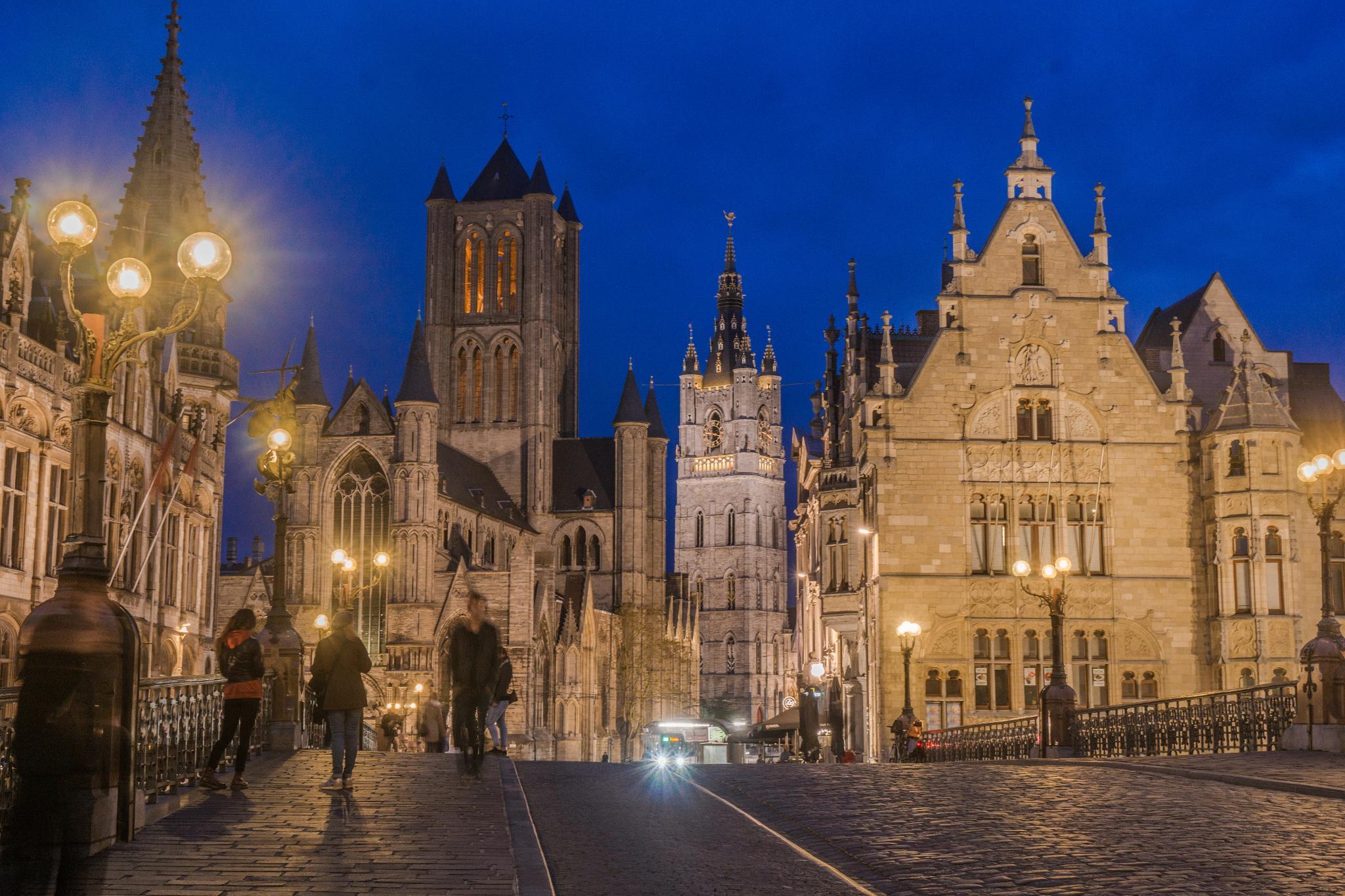 【比利時】穿梭中世紀的大城小事 — 比利時根特 (Ghent) 散步景點總整理
