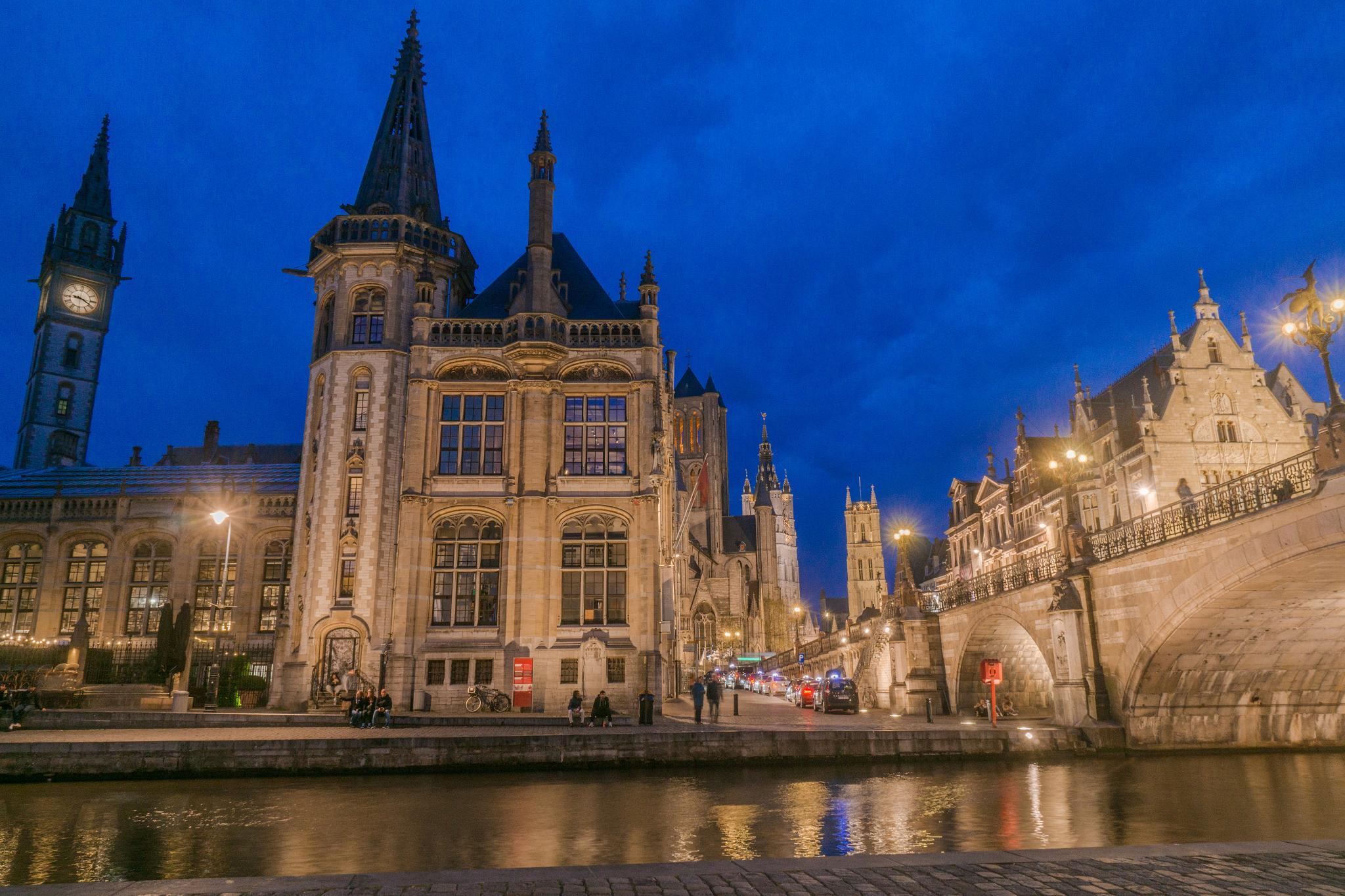 【比利時】穿梭中世紀的大城小事 — 比利時根特 (Ghent) 散步景點總整理 89