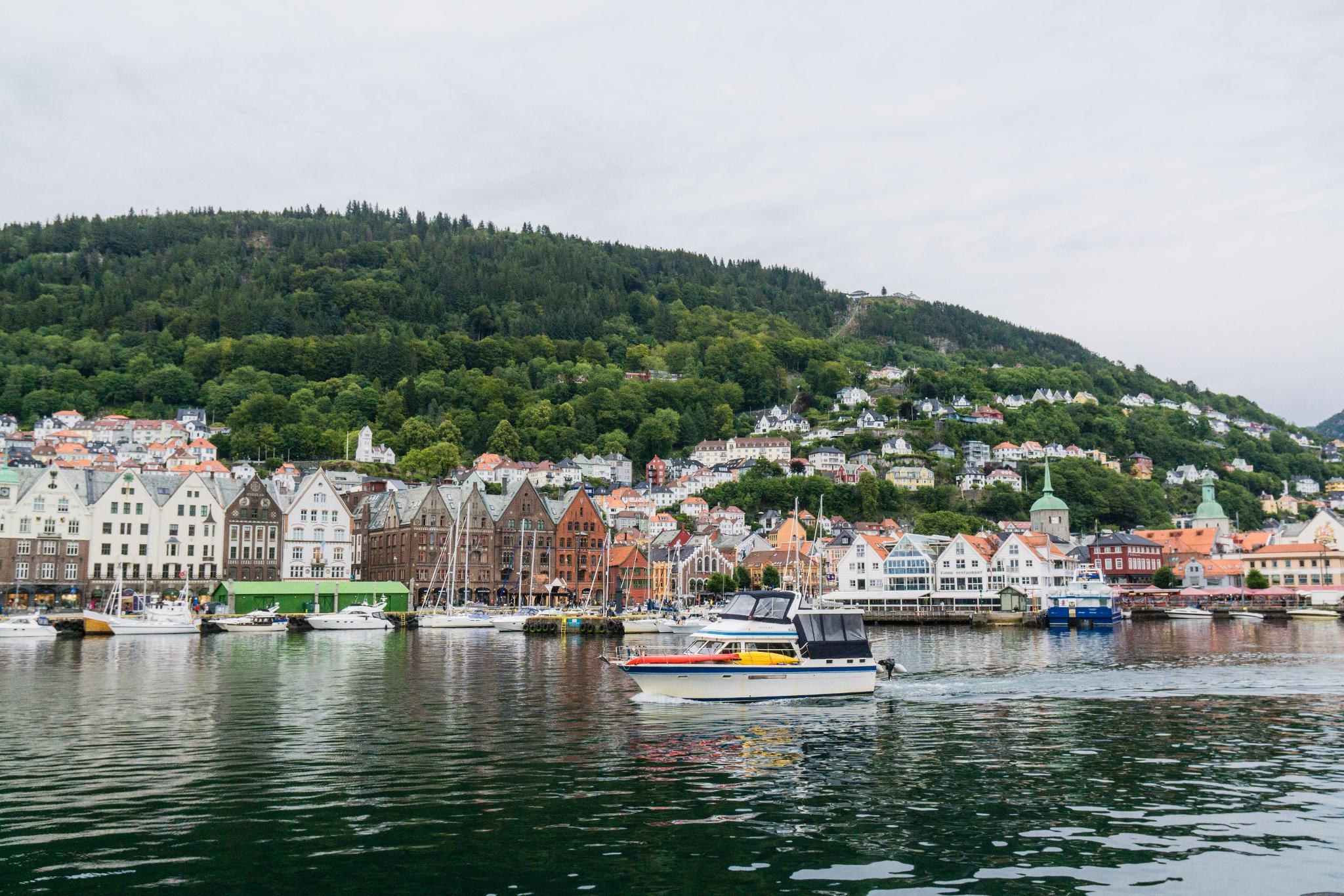 【卑爾根】海鮮吃貨~前進價格不菲的卑爾根魚市場 Fisketorget 59