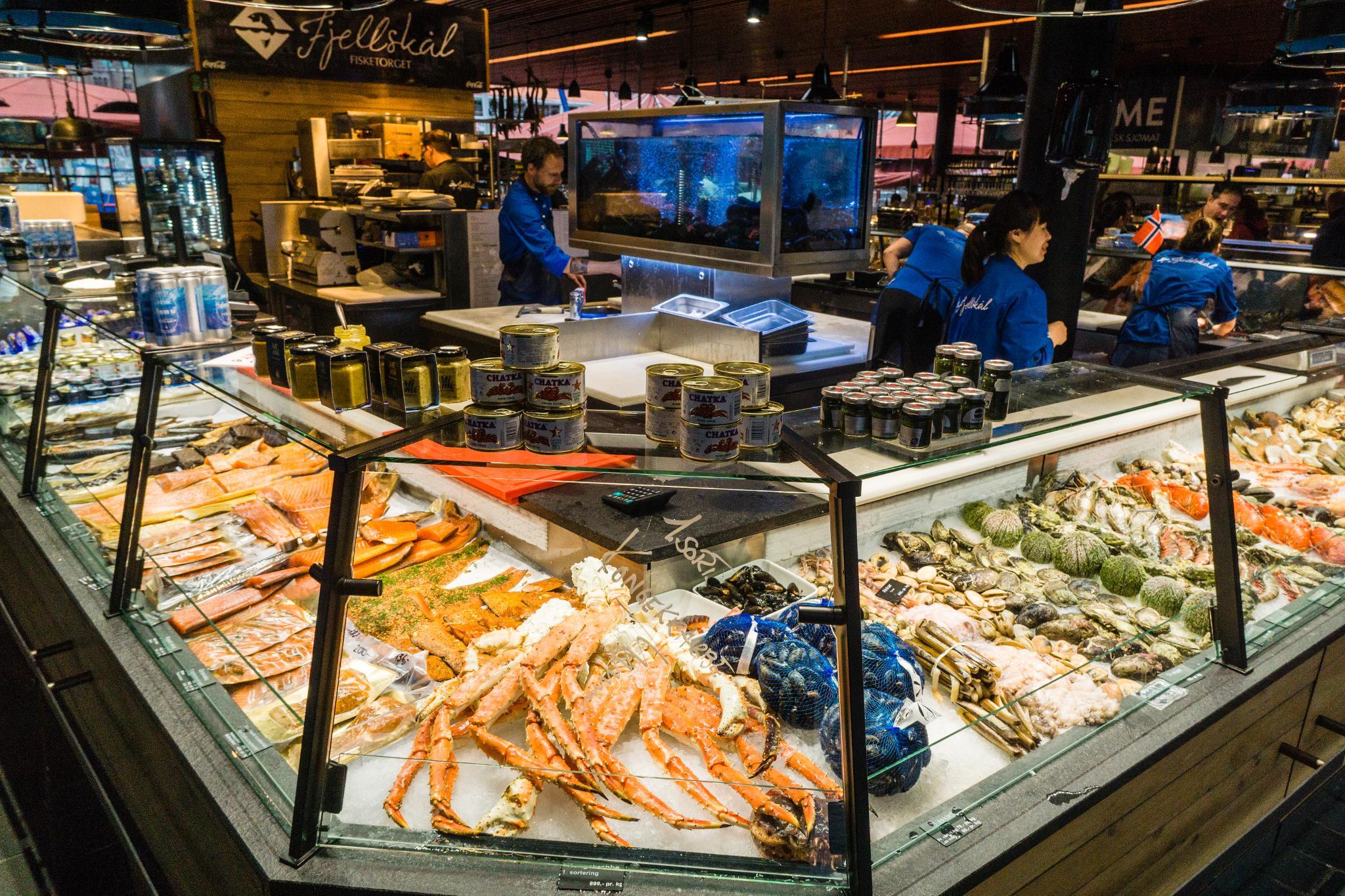 【卑爾根】吃在挪威~港都卑爾根的美食地圖