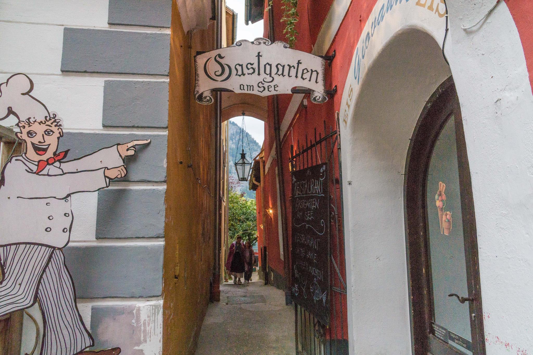 【奧地利】童話仙境 Hallstatt 哈修塔特 — 追逐世界遺產小鎮的夢幻黃金日出 32