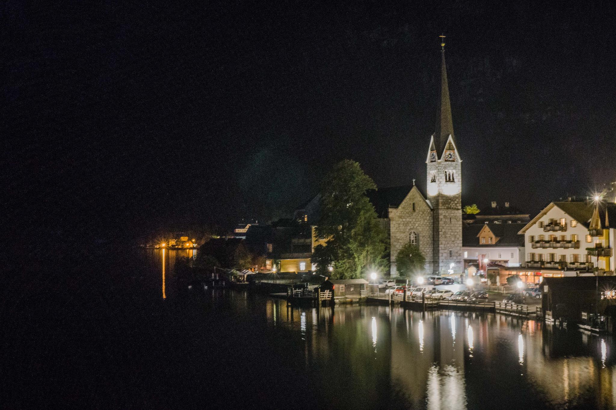 【奧地利】童話仙境 Hallstatt 哈修塔特 — 追逐世界遺產小鎮的夢幻黃金日出 45