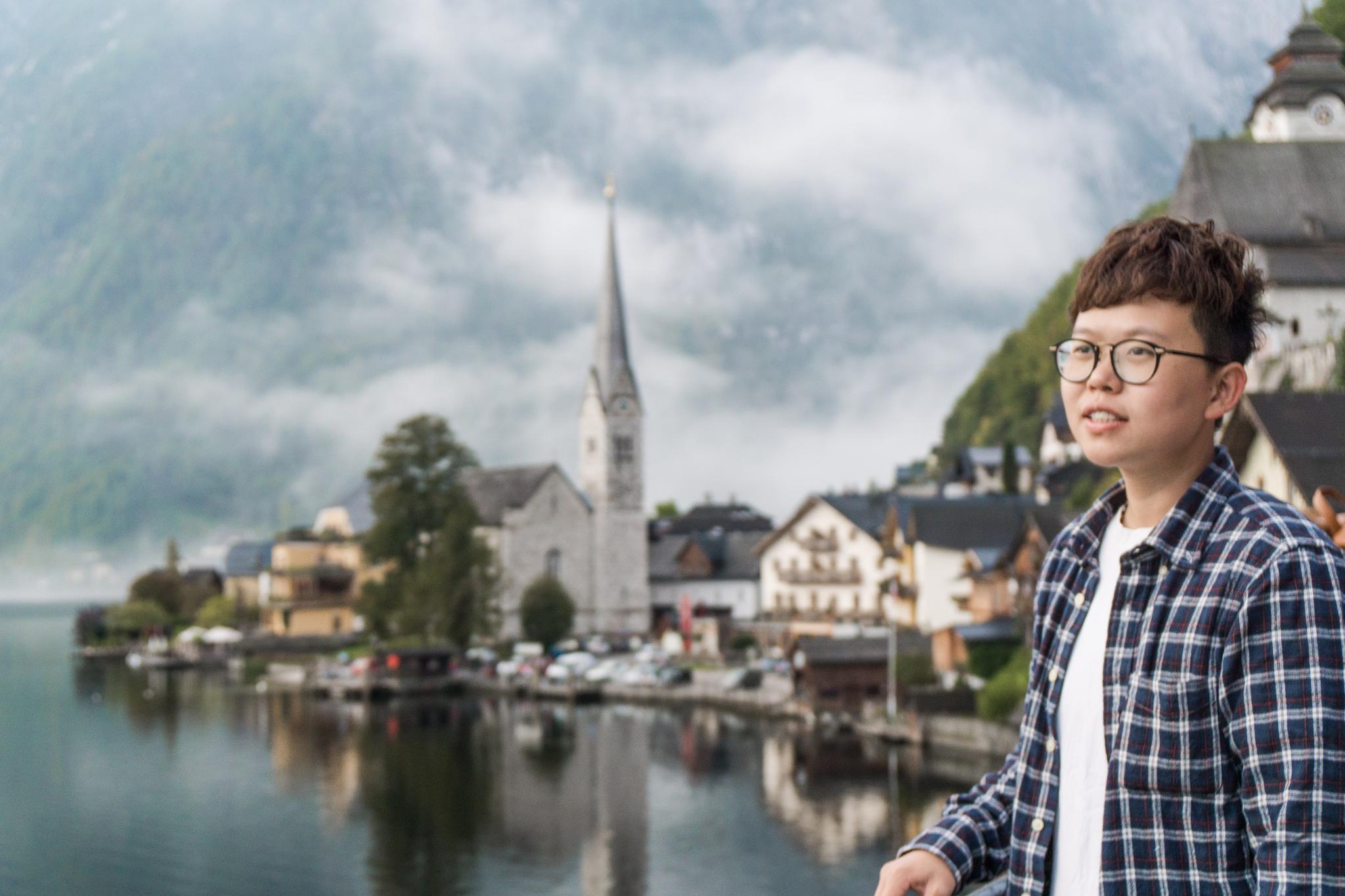 【奧地利】童話仙境 Hallstatt 哈修塔特 — 追逐世界遺產小鎮的夢幻黃金日出 15
