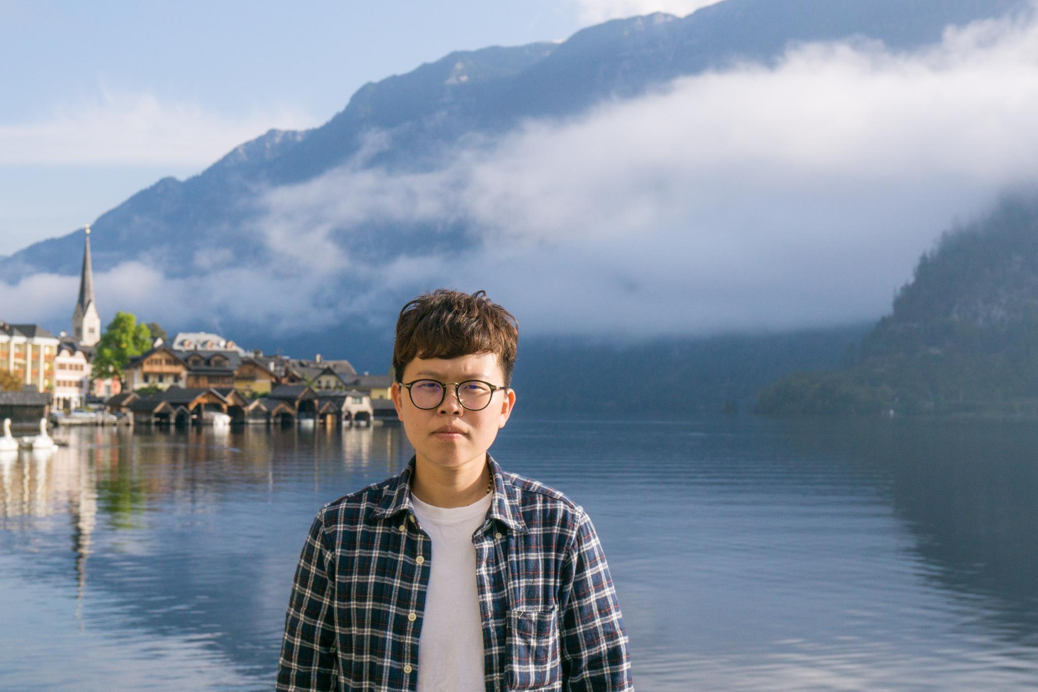 【奧地利】童話仙境 Hallstatt 哈修塔特 — 追逐世界遺產小鎮的夢幻黃金日出 24