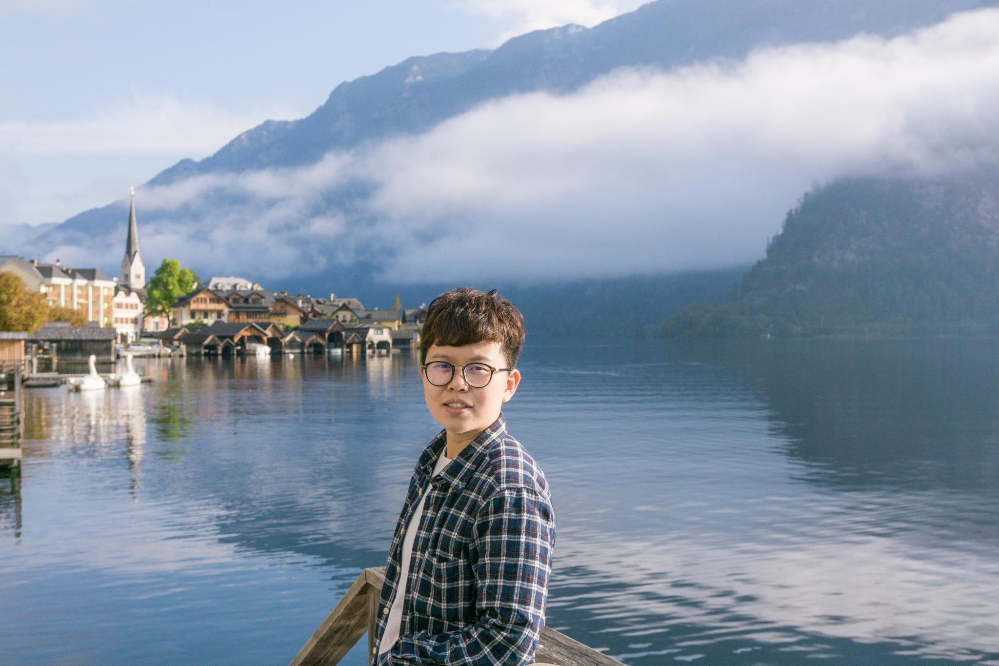 【奧地利】童話仙境 Hallstatt 哈修塔特 — 追逐世界遺產小鎮的夢幻黃金日出 25